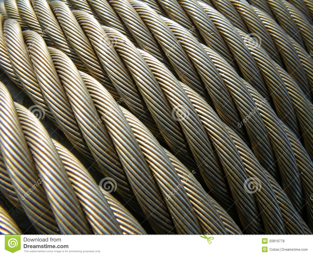 Structural Wire Rope Cable Center Webdiagrampng Structure Steel Stock Photo Image Of Rh Dreamstime Com