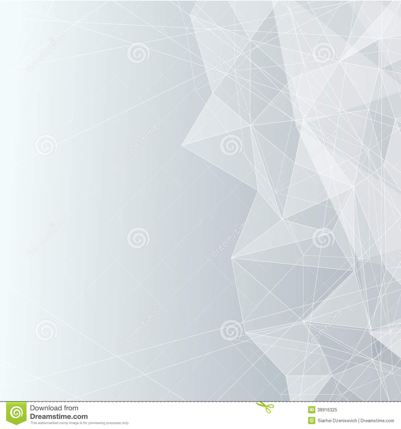 structured crystal background template stock vector illustration