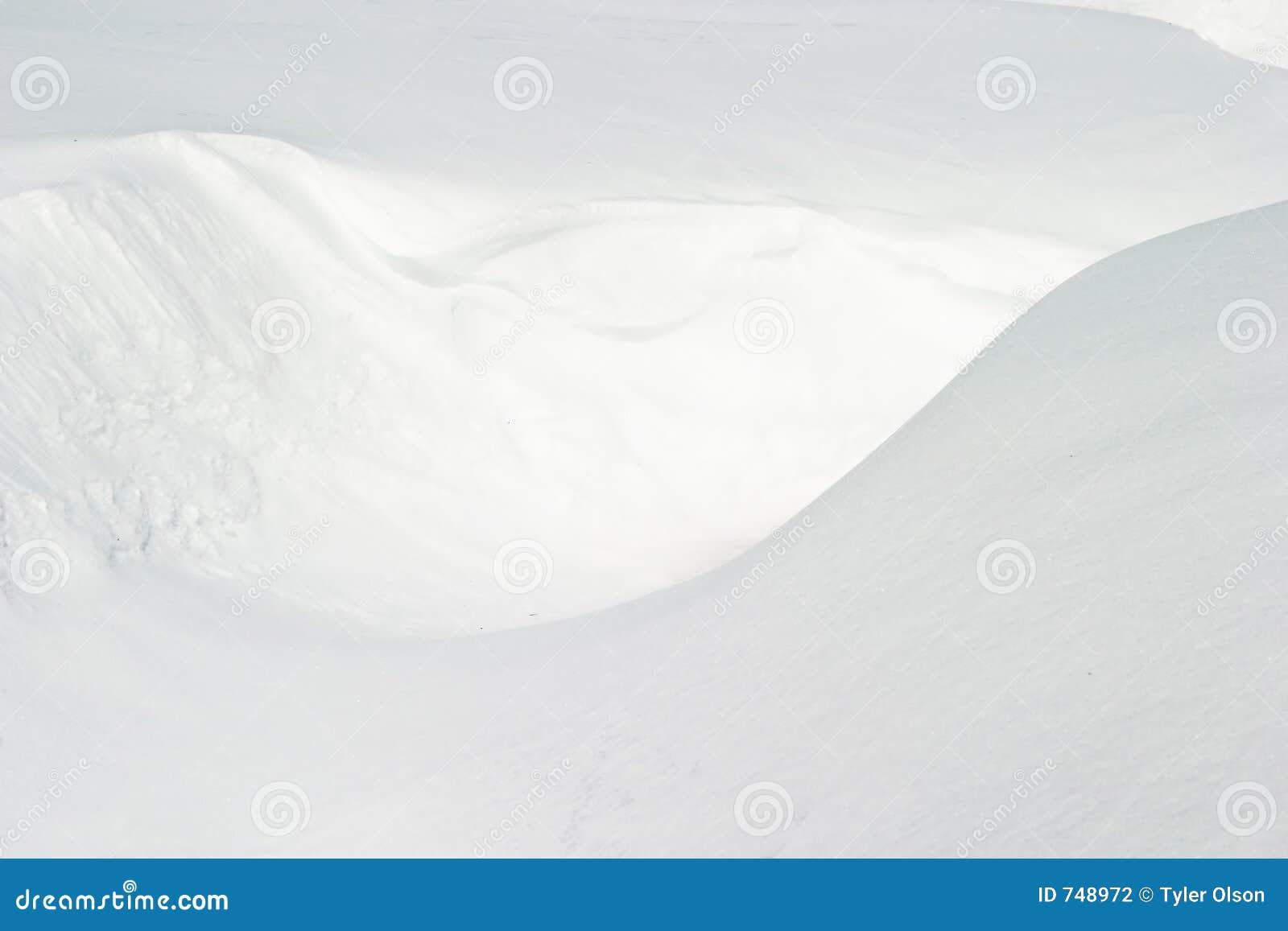 Struktura śniegu
