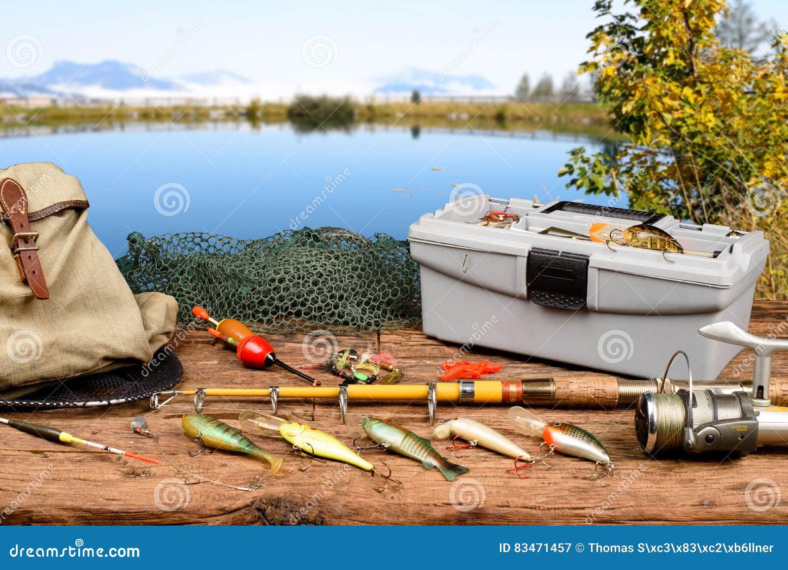 Strumentazione di pesca