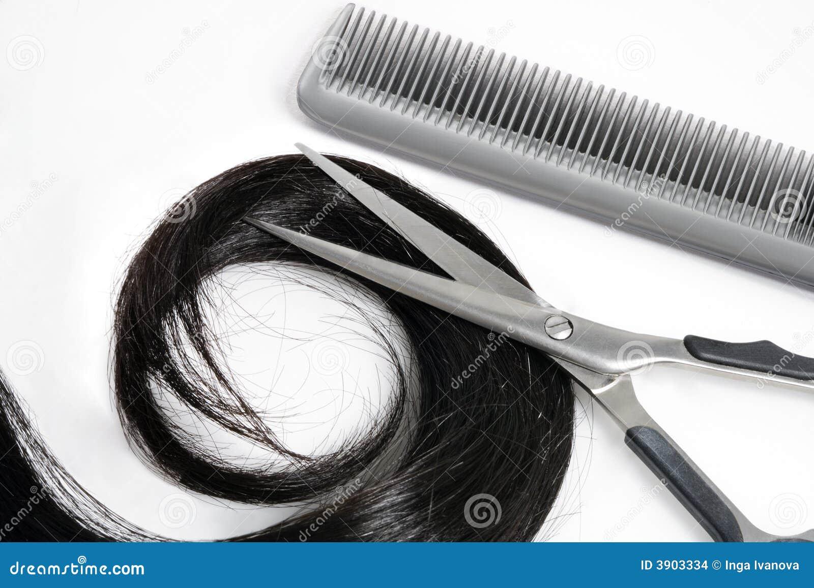 Strumenti del parrucchiere e dei capelli