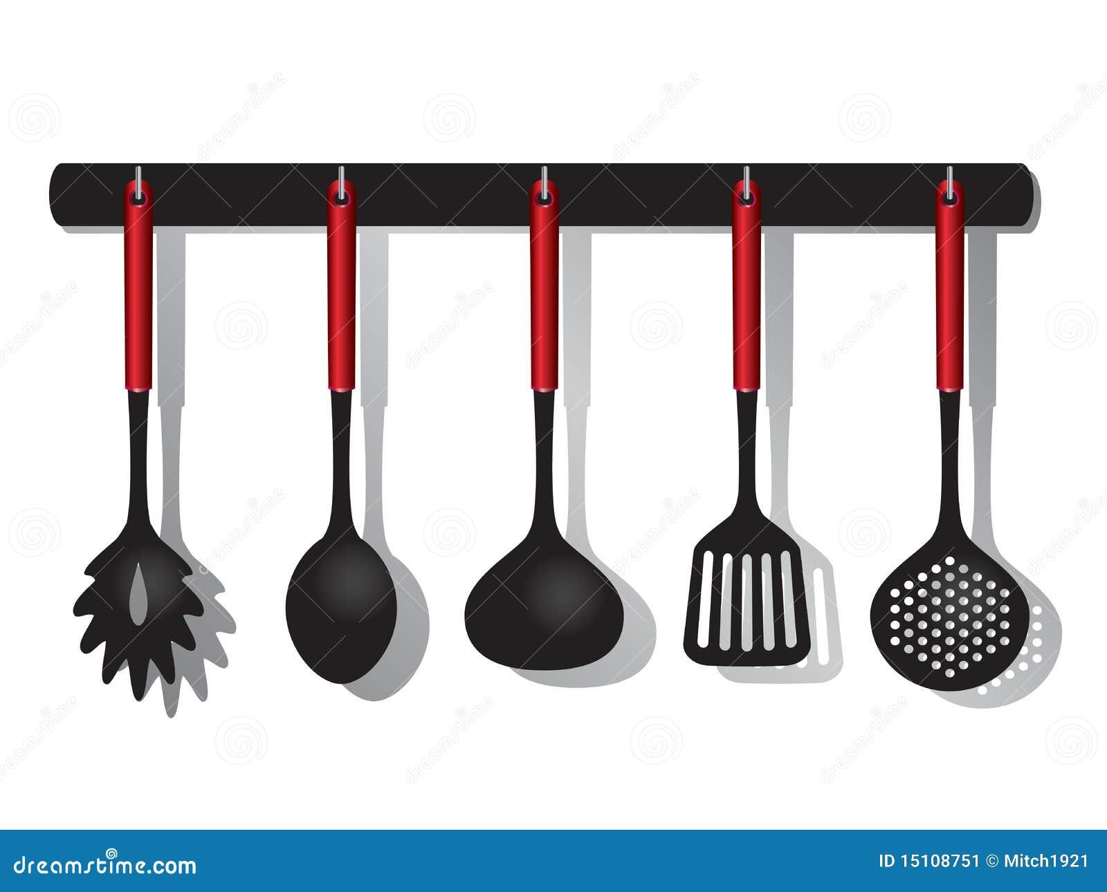 strumenti della cucina immagine stock - immagine: 15108751 - Strumenti Cucina