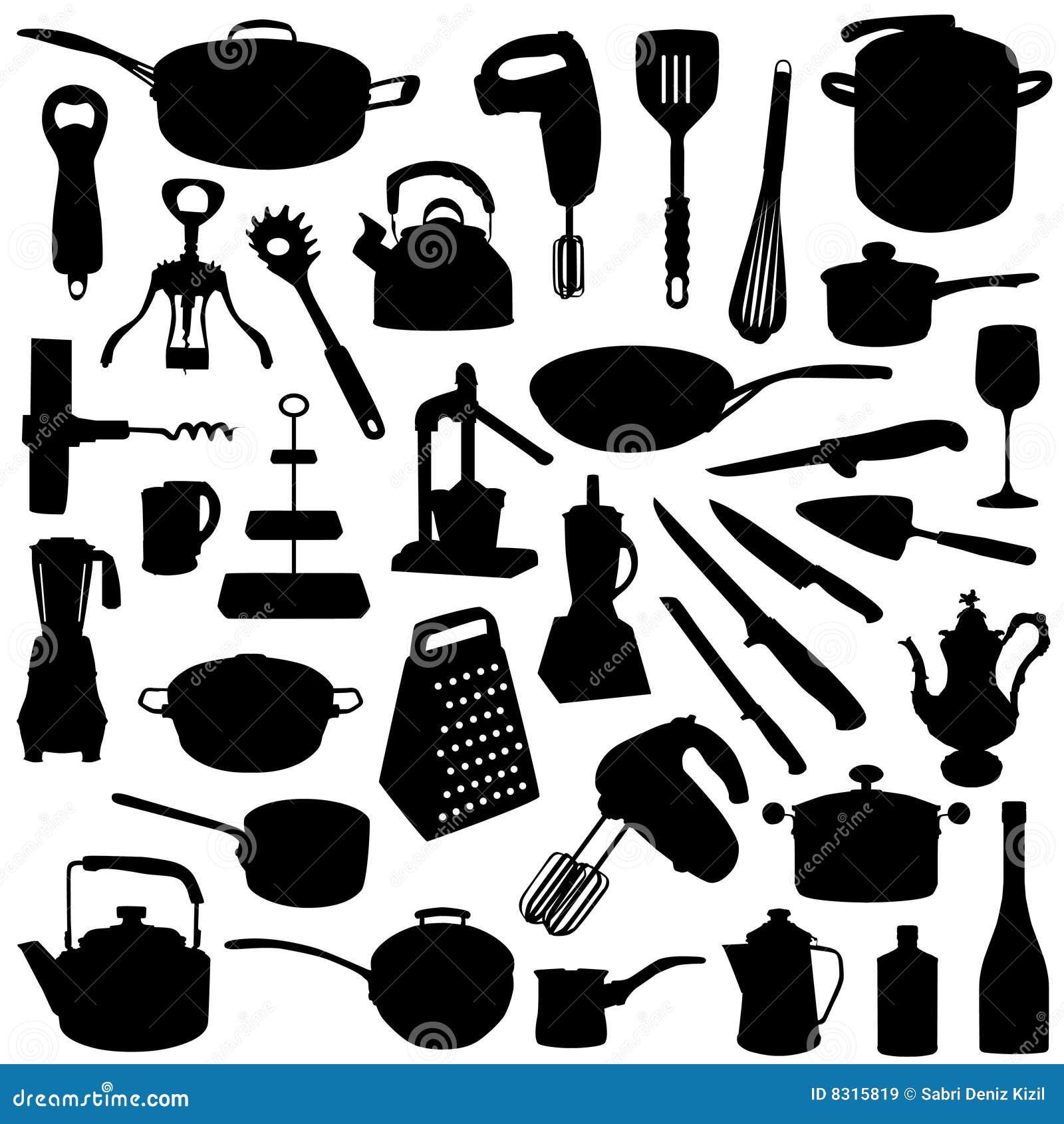 strumenti della cucina immagini stock libere da diritti - immagine ... - Strumenti Cucina