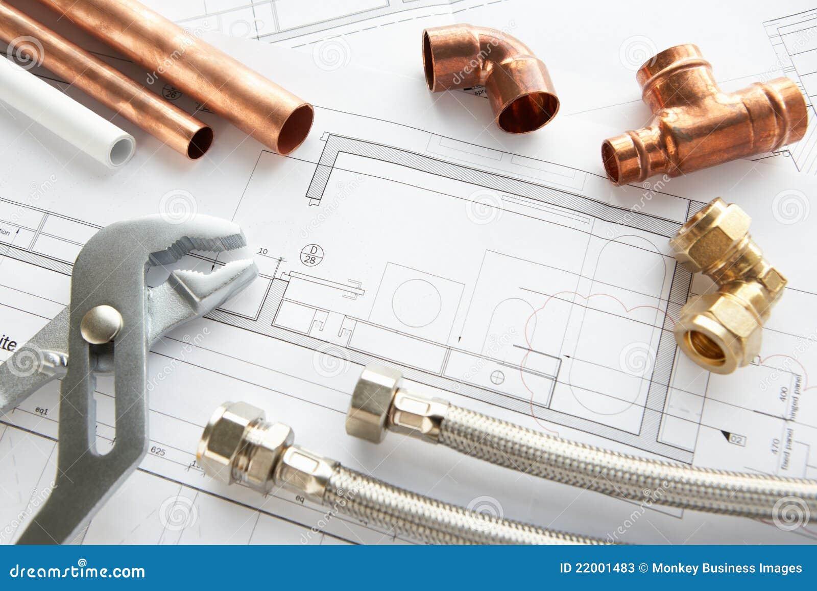 Strumenti e materiali dell impianto idraulico
