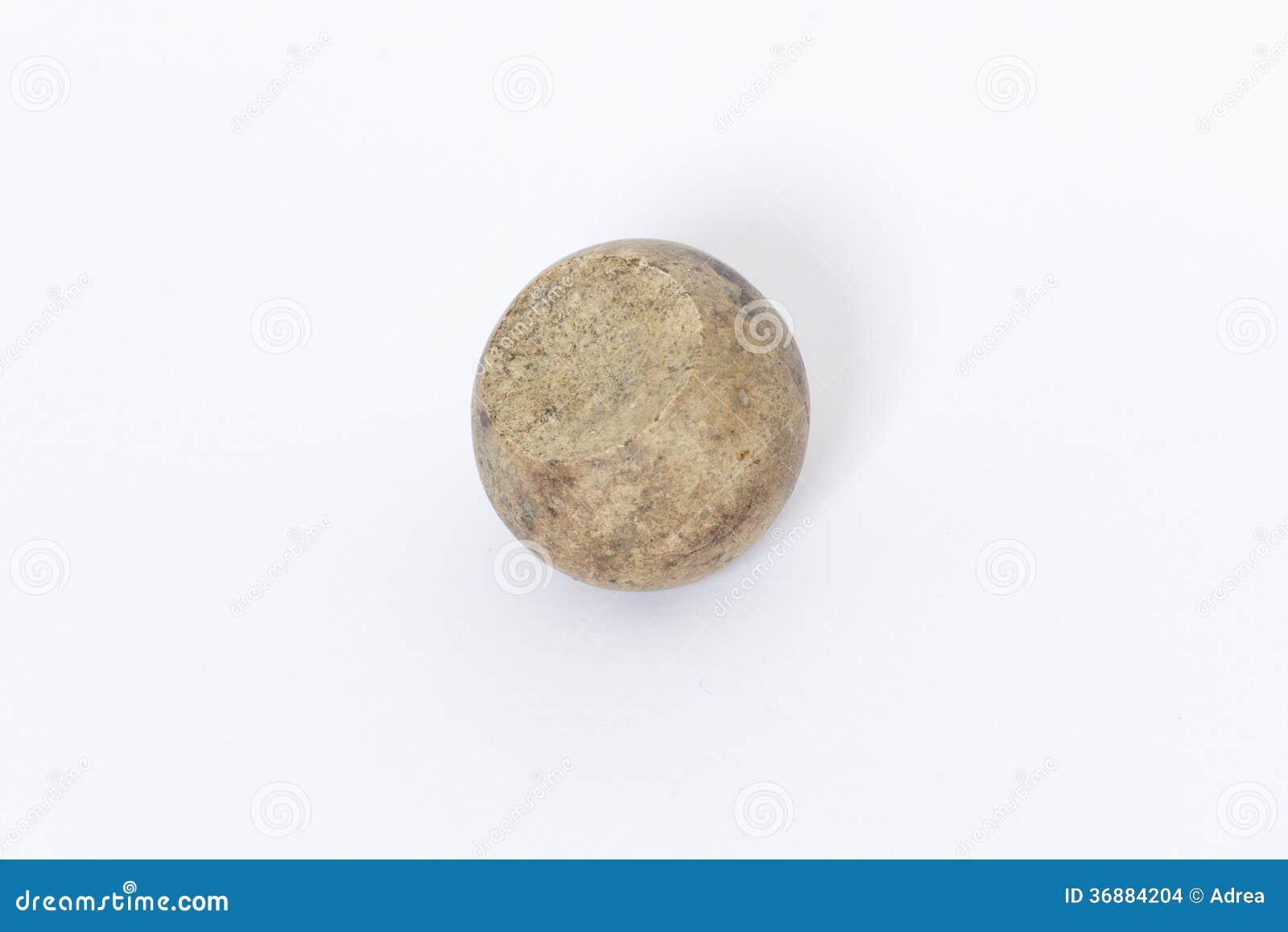 Download Strumento neolitico fotografia stock. Immagine di scontro - 36884204