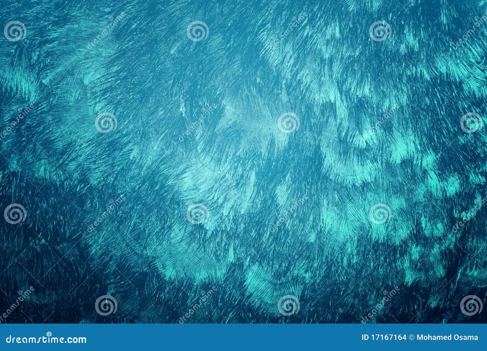 Struttura astratta del Aqua del ghiaccio