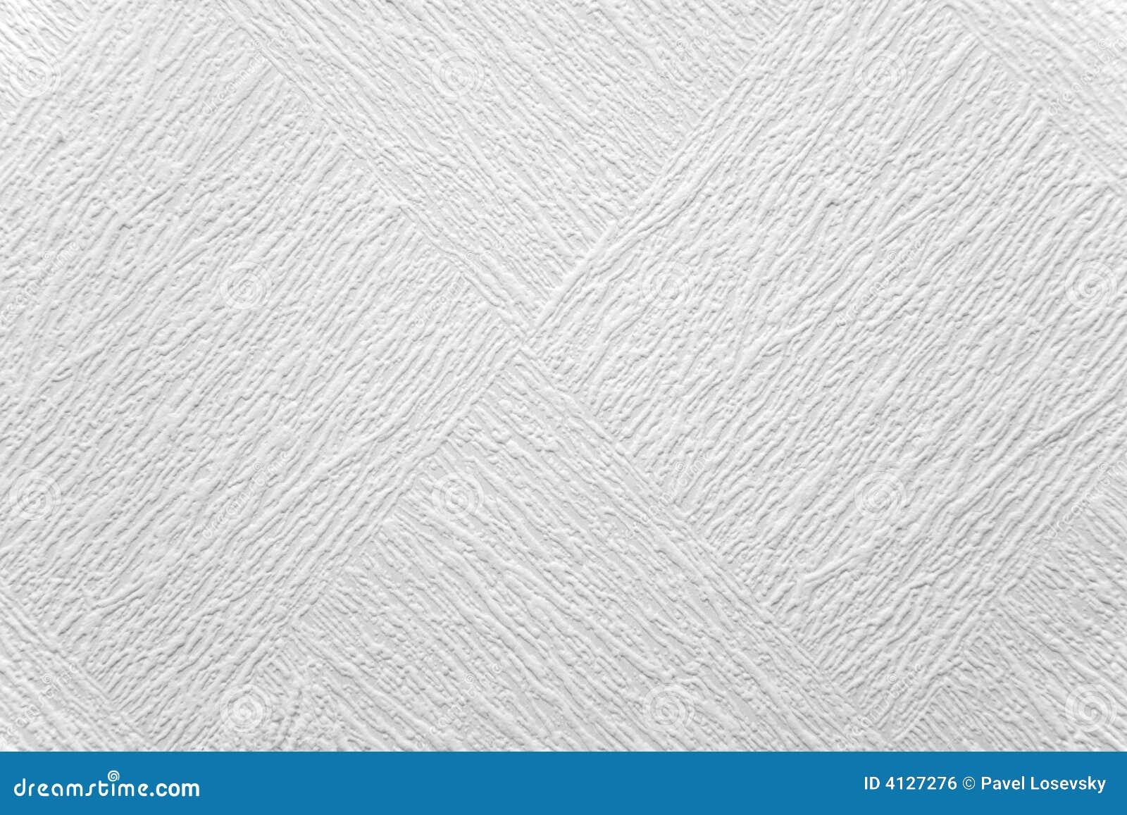 Struttura bianca della carta da parati di rilievo for Carta da parati bianca