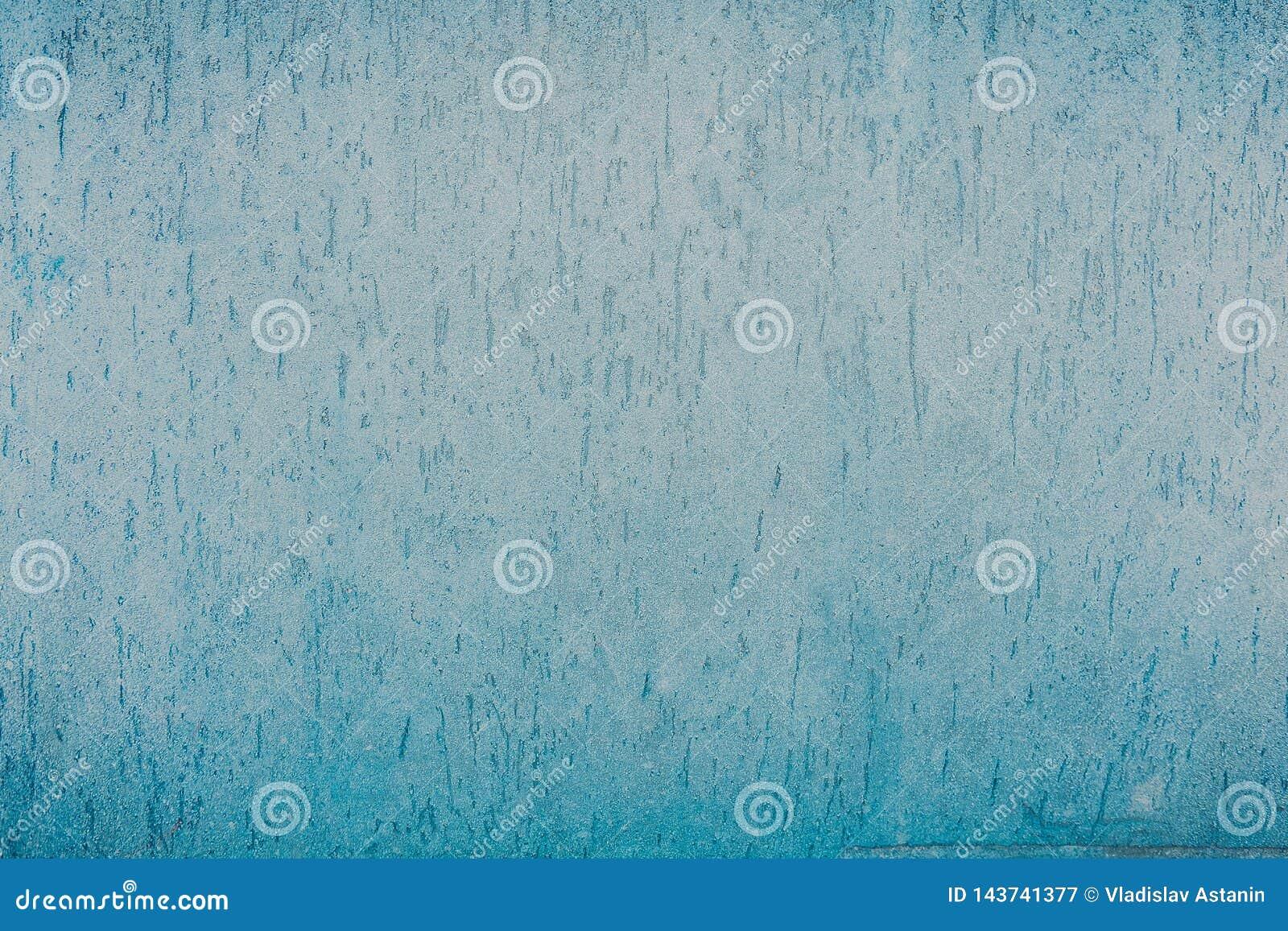 Struttura blu della neve, freschezza gelida, inverno freddo, fondo della neve, modello di inverno