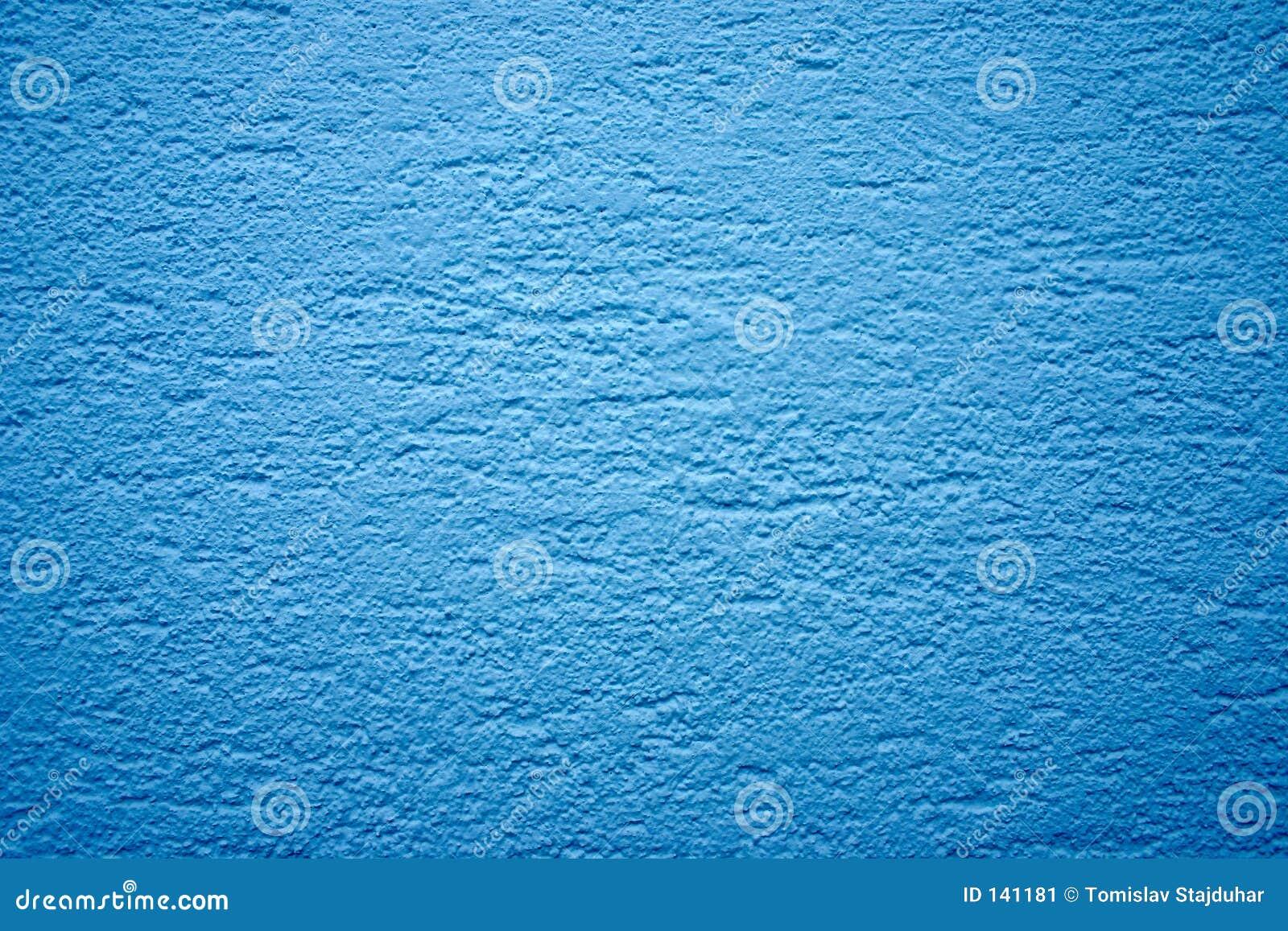 Struttura blu della parete