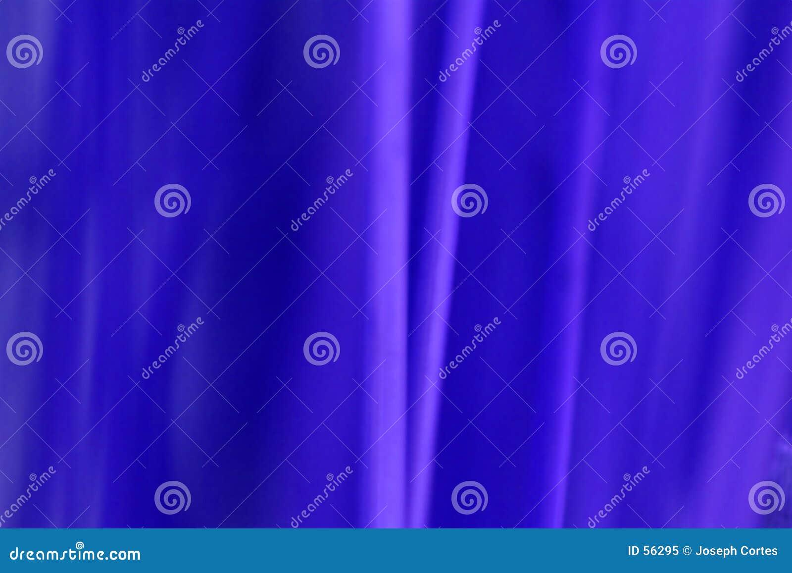 Struttura blu elettrica