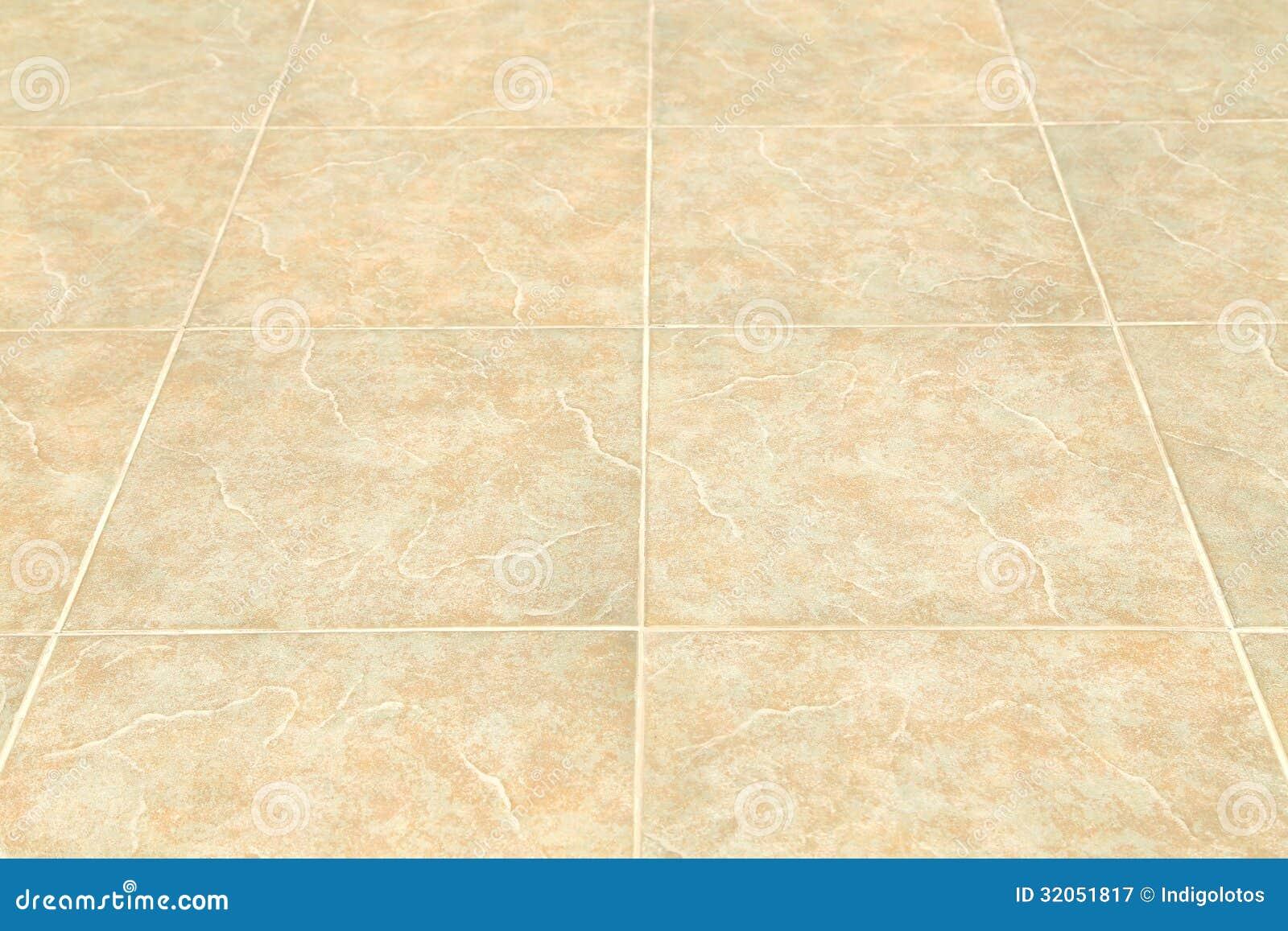 Struttura ceramica del primo piano delle piastrelle per pavimento