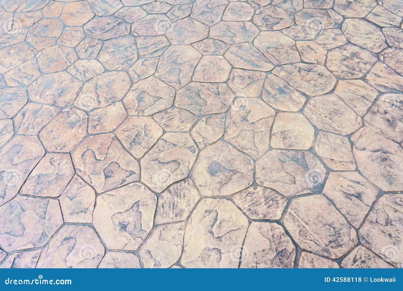 Struttura concreta delle piastrelle per pavimento fotografia stock
