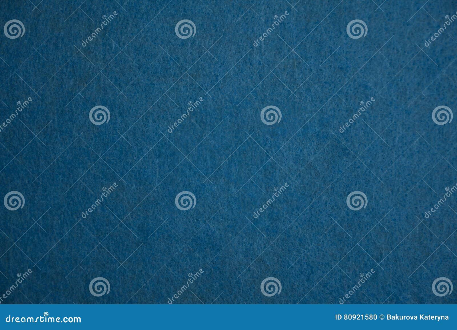 Struttura del feltro dell azzurro