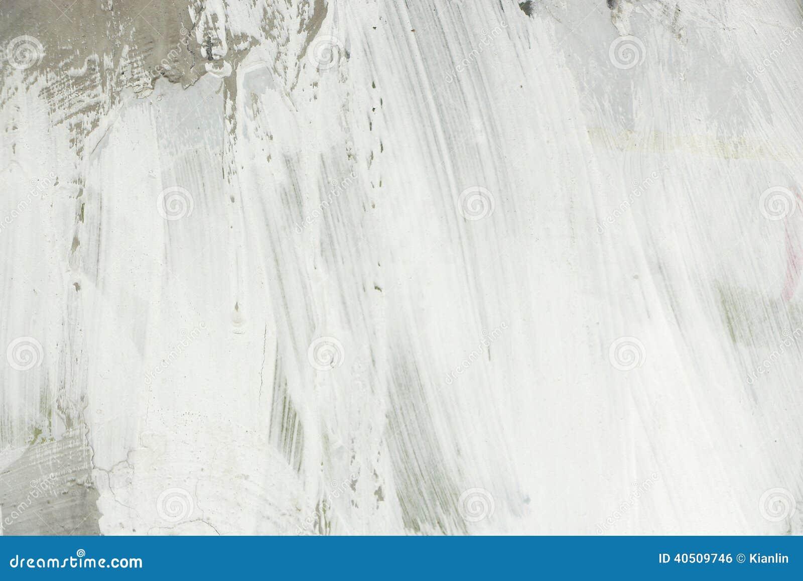 struttura del muro di cemento con intonaco e vernice
