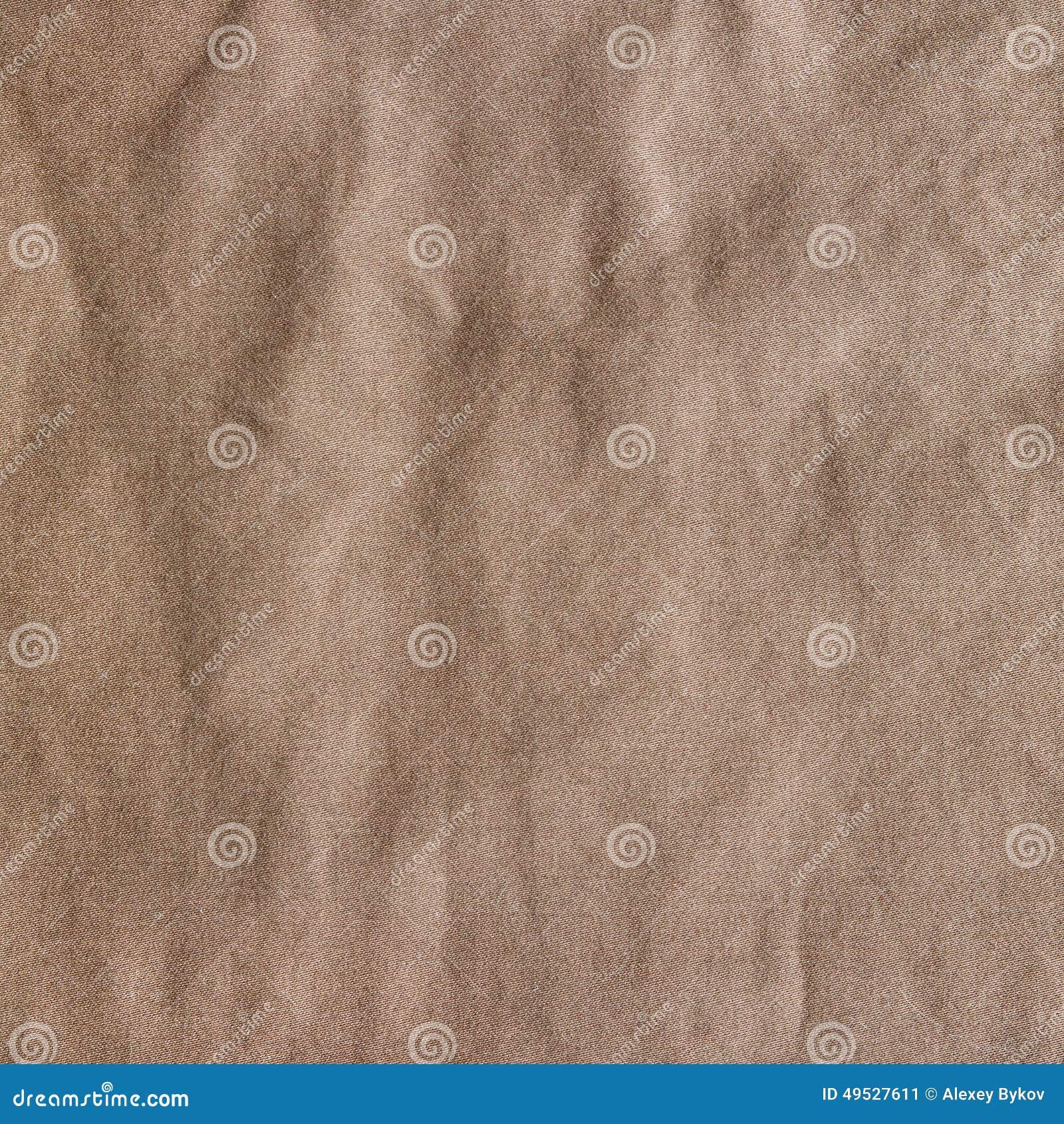 Struttura del tessuto di Brown burlap