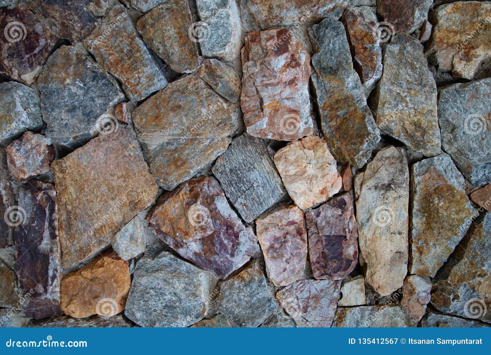 Struttura della pietra scheggiata