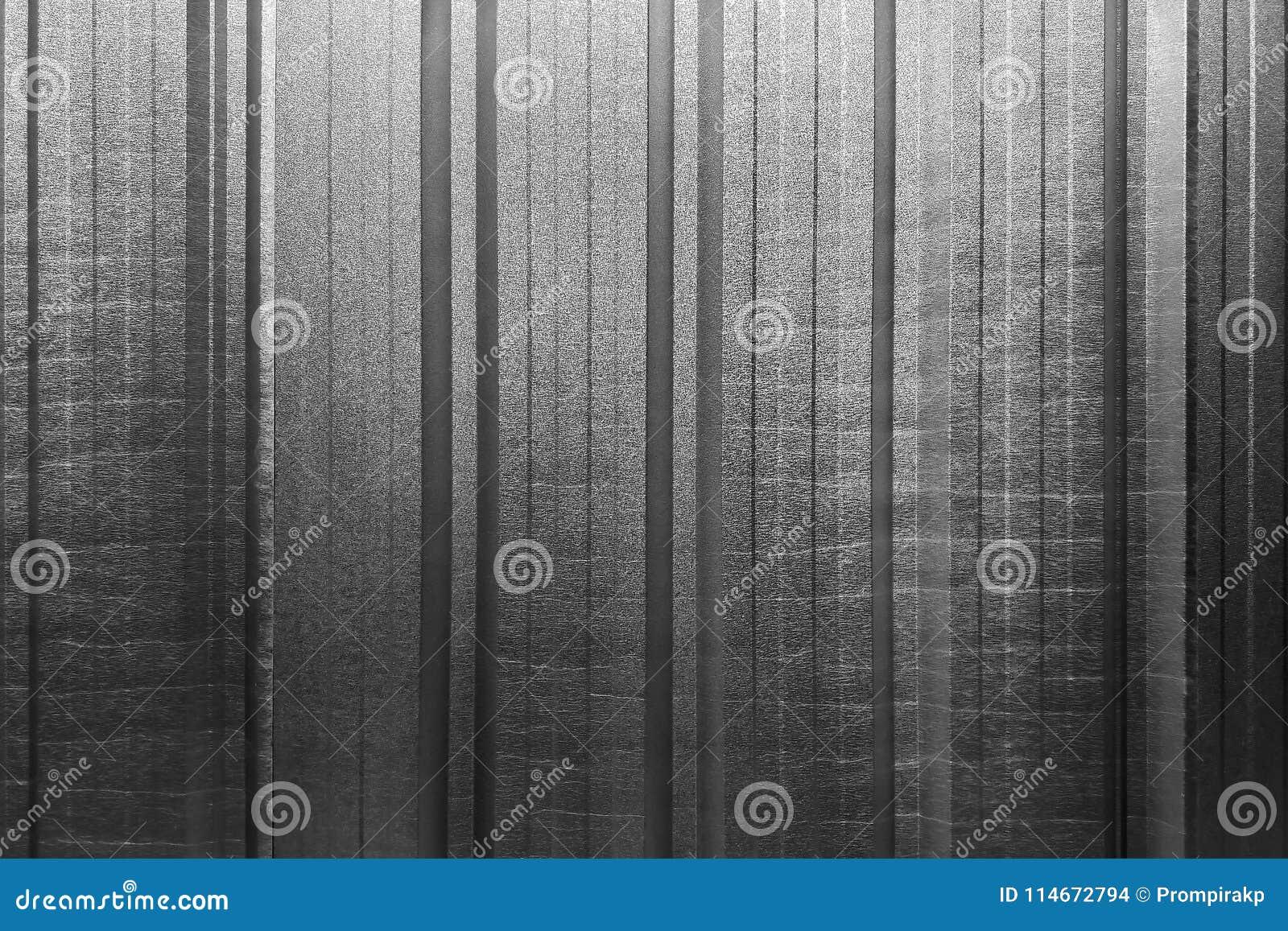Struttura della superficie della parte posteriore del materiale della lamina di metallo