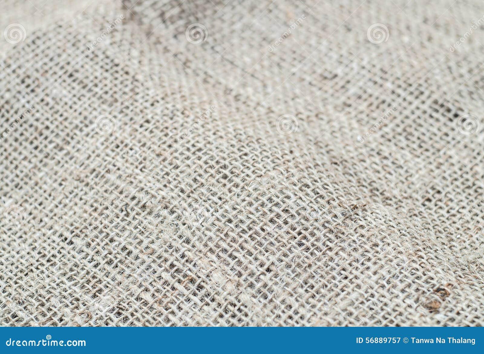 Struttura della tela di sacco per fondo