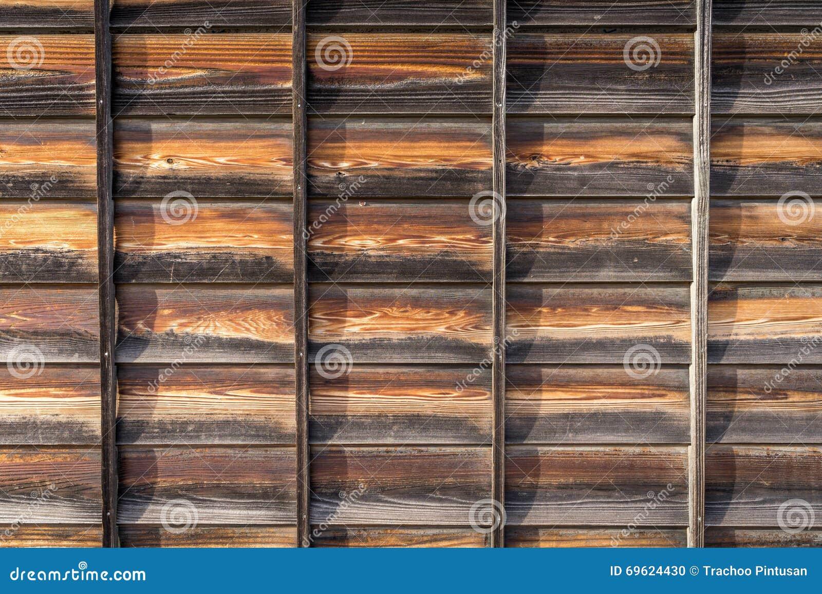Struttura delle pareti di legno giapponesi fotografia for Pareti giapponesi