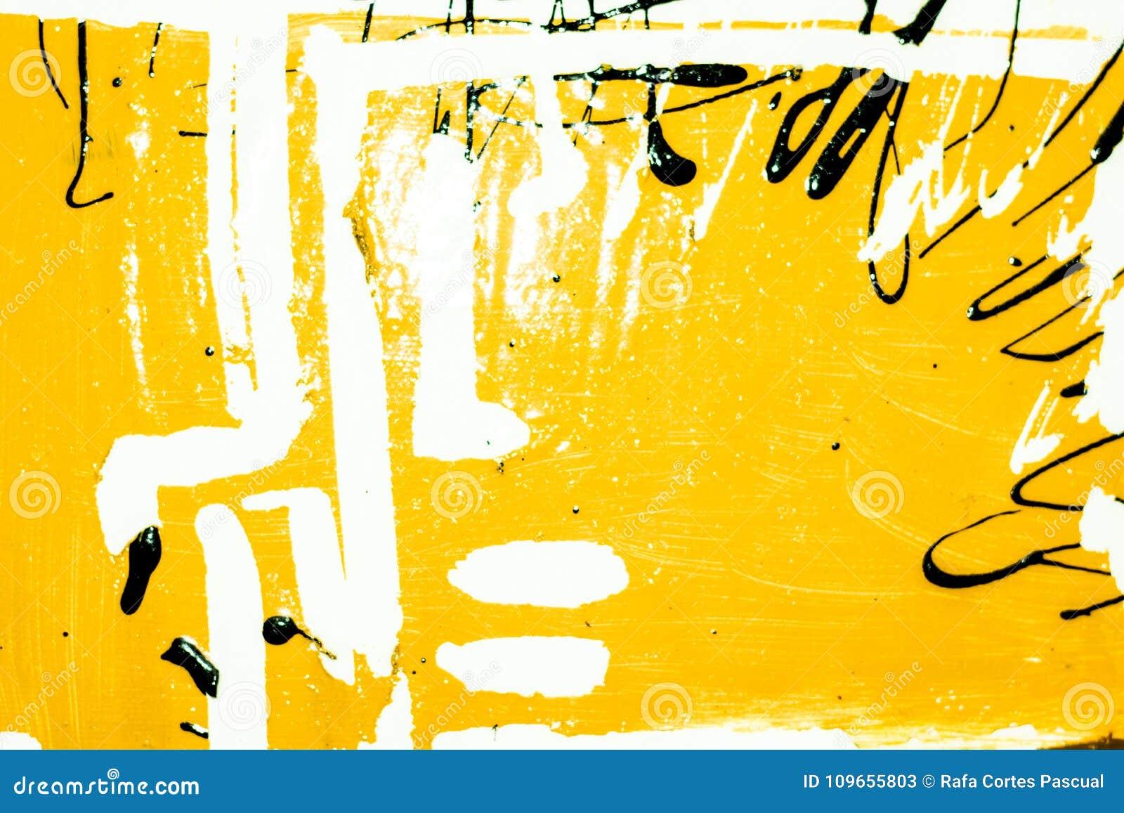 Struttura delle pitture a olio