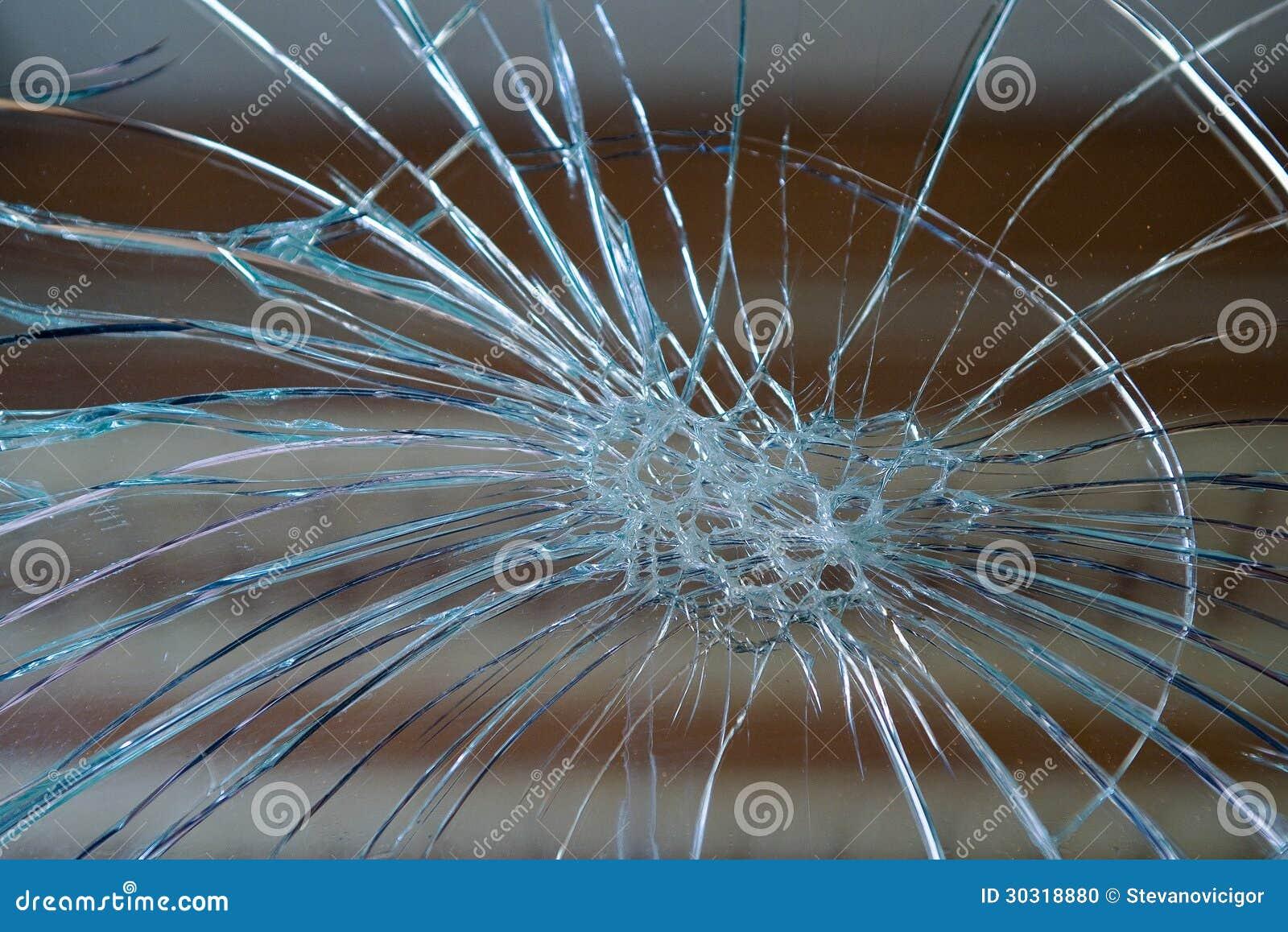 Specchio rotto fotografia stock immagine 30318880 for Miroir texture