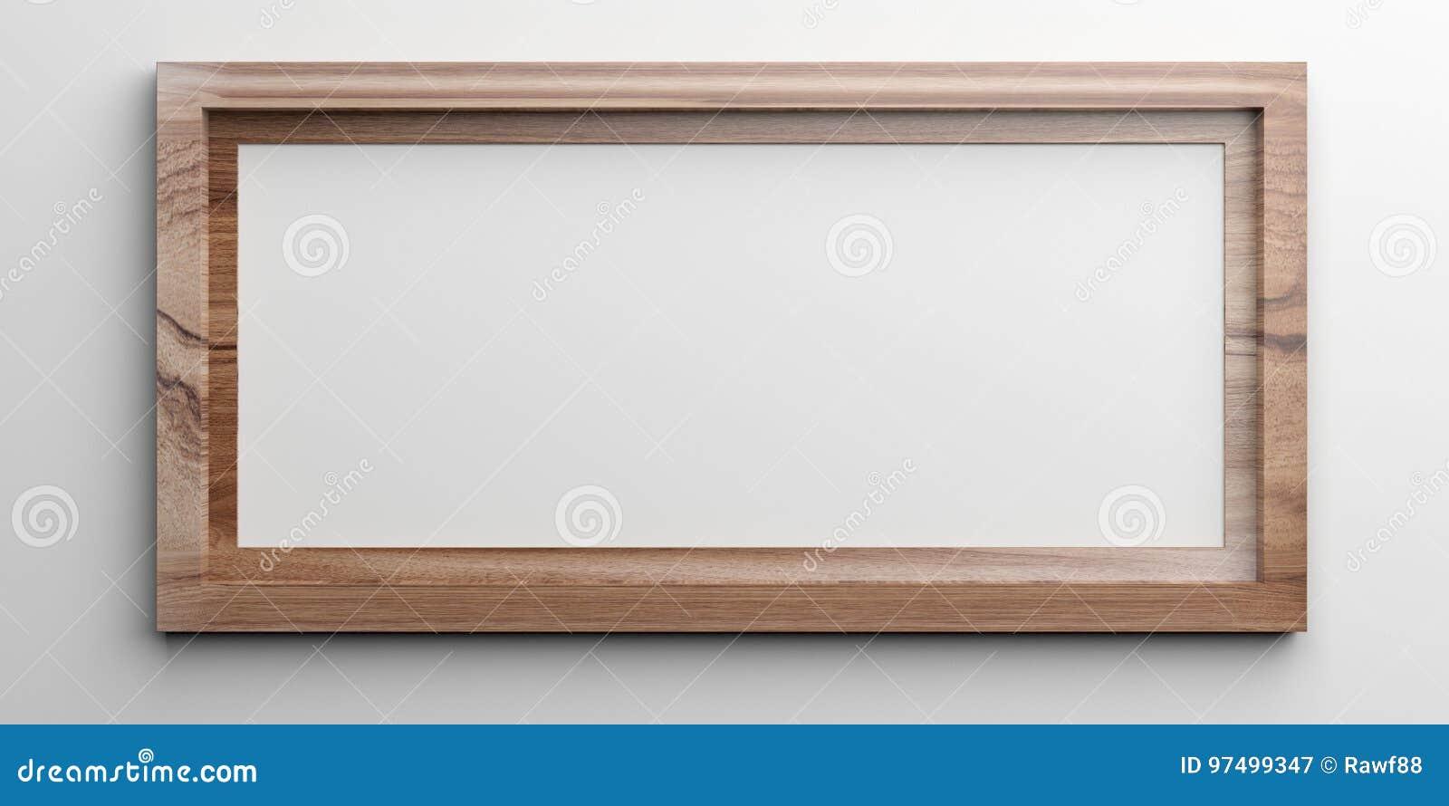 Struttura di Brown su fondo bianco illustrazione 3D