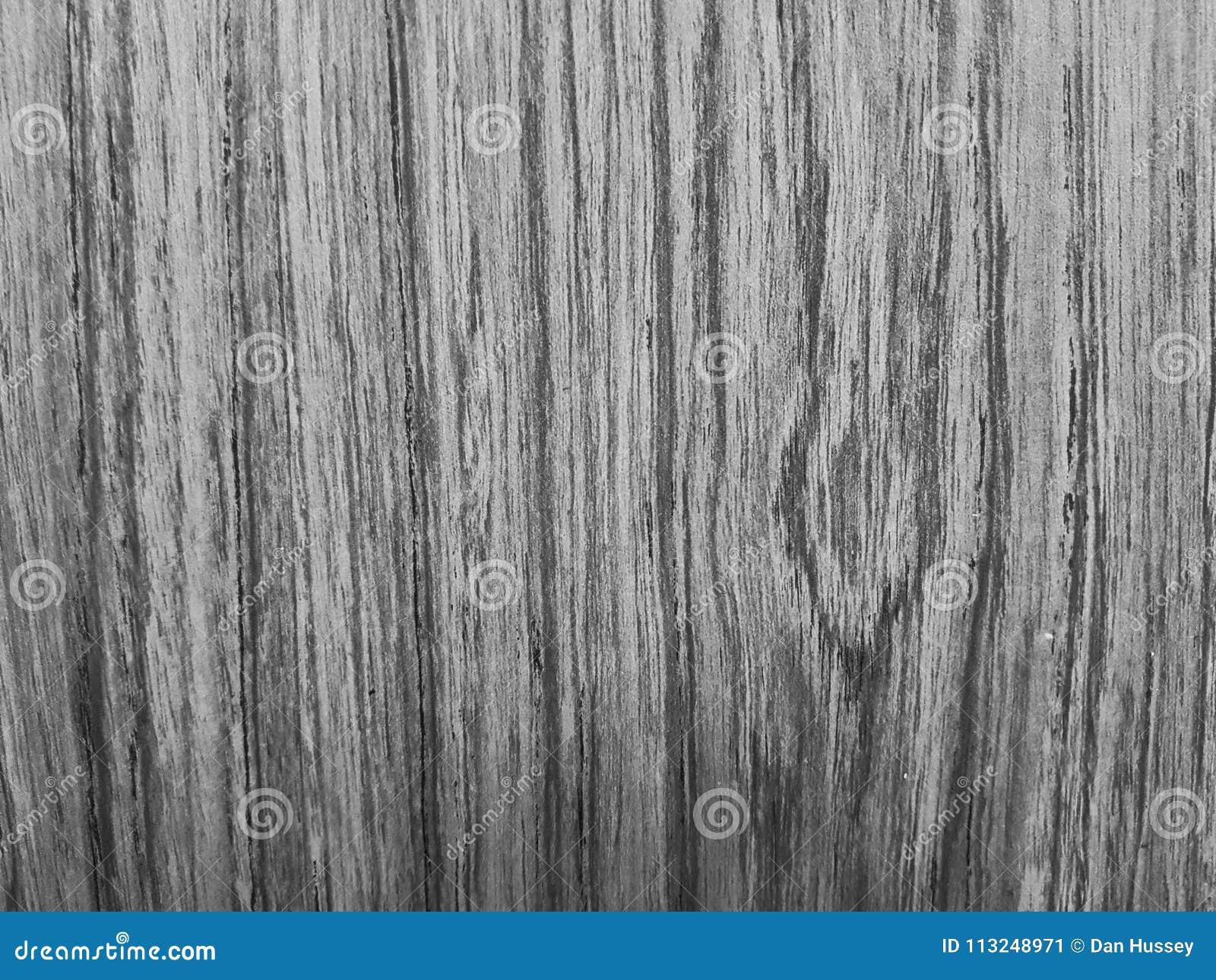 Legno Bianco E Nero : Struttura di legno in bianco e nero del grano immagine stock
