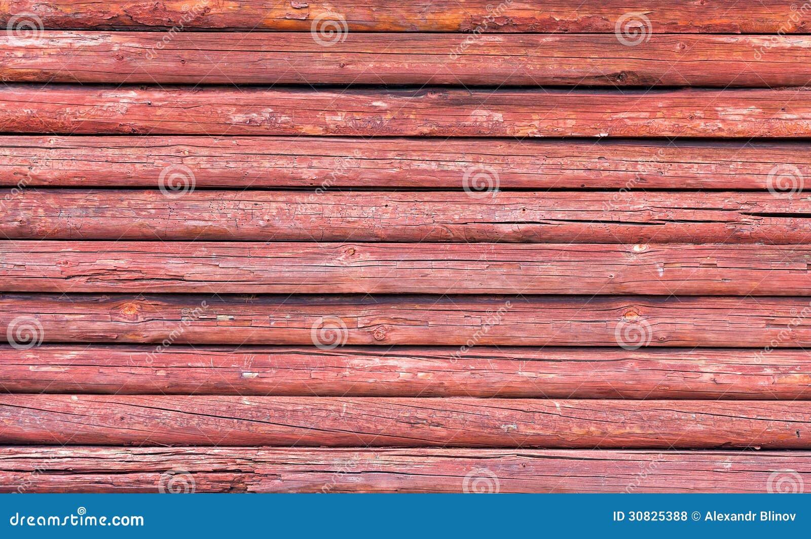 Struttura di legno con i modelli naturali
