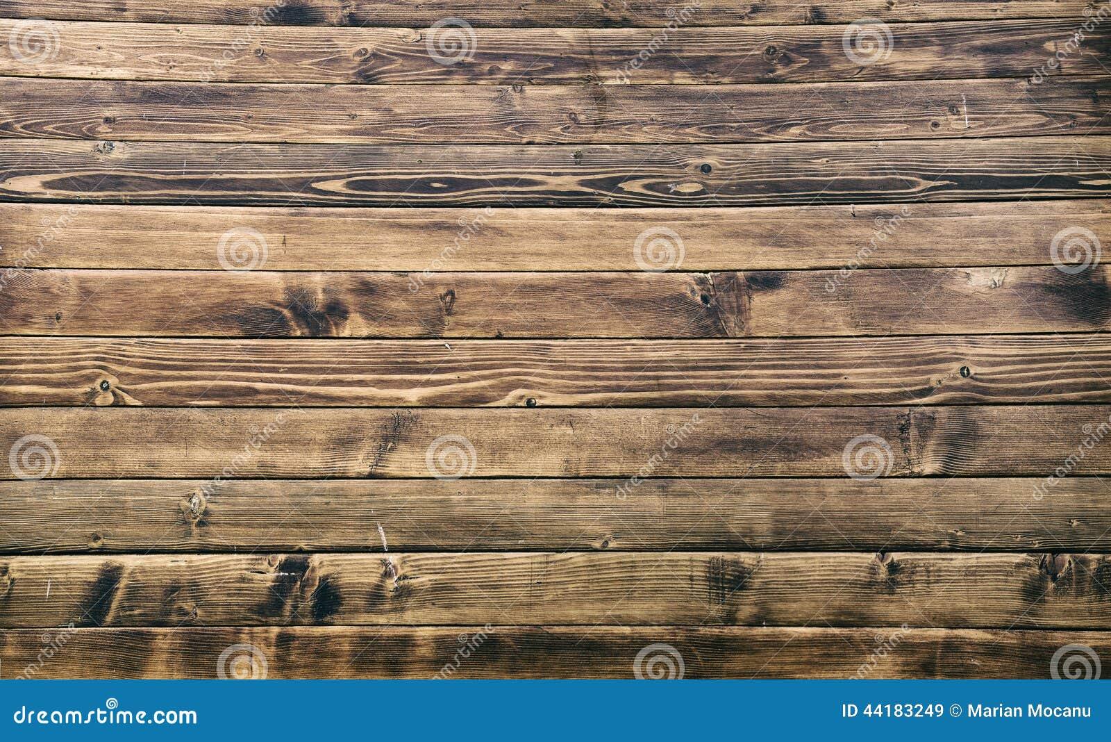 Struttura di legno del fondo del vecchio granaio