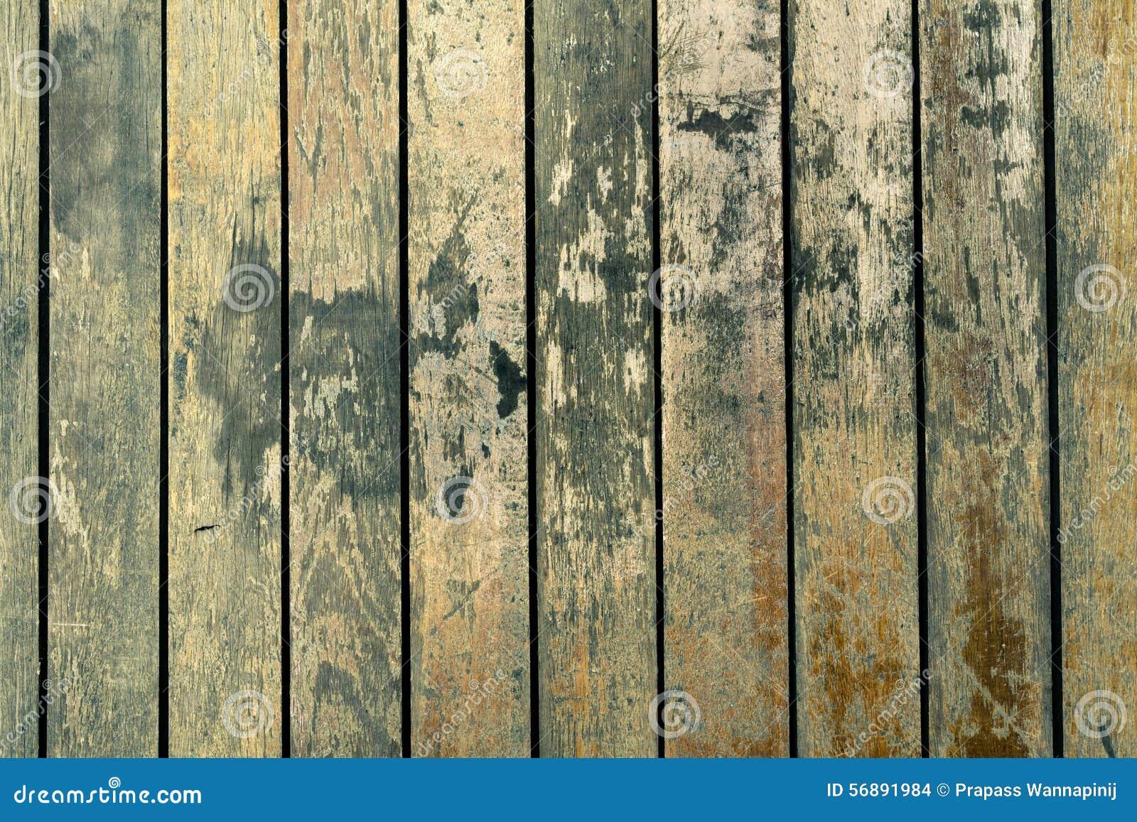 Struttura di legno del fondo di lerciume