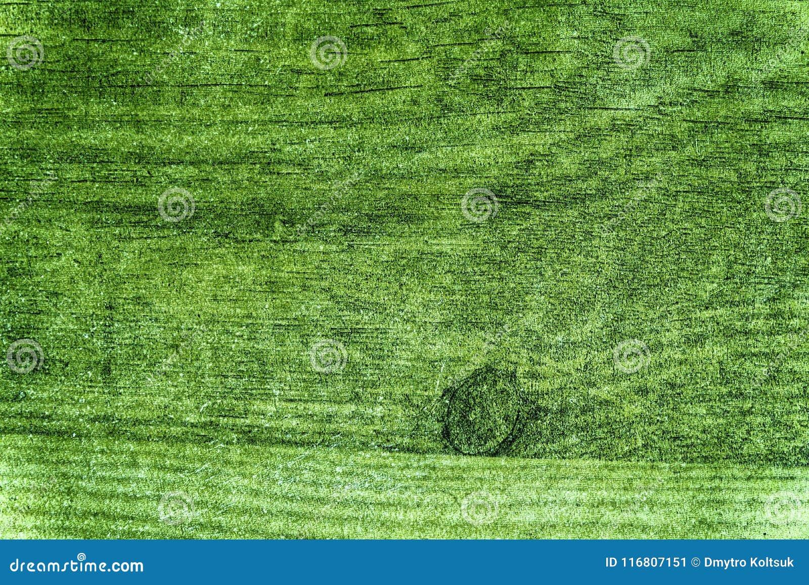 Struttura di legno di lerciume ultra verde, superficie del tagliere per gli elementi di progettazione