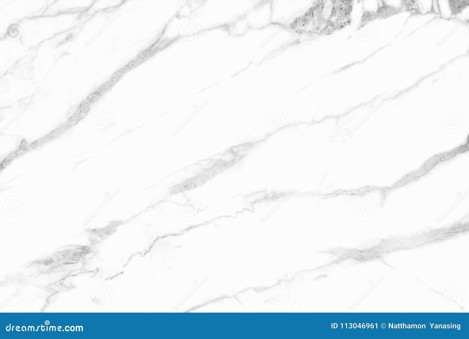 Struttura di marmo bianca nel modello naturale, pavimento di pietra bianco