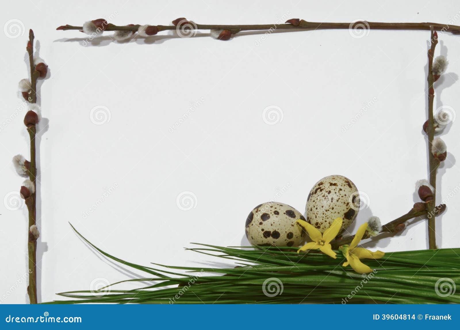 Struttura di saluti di Pasqua