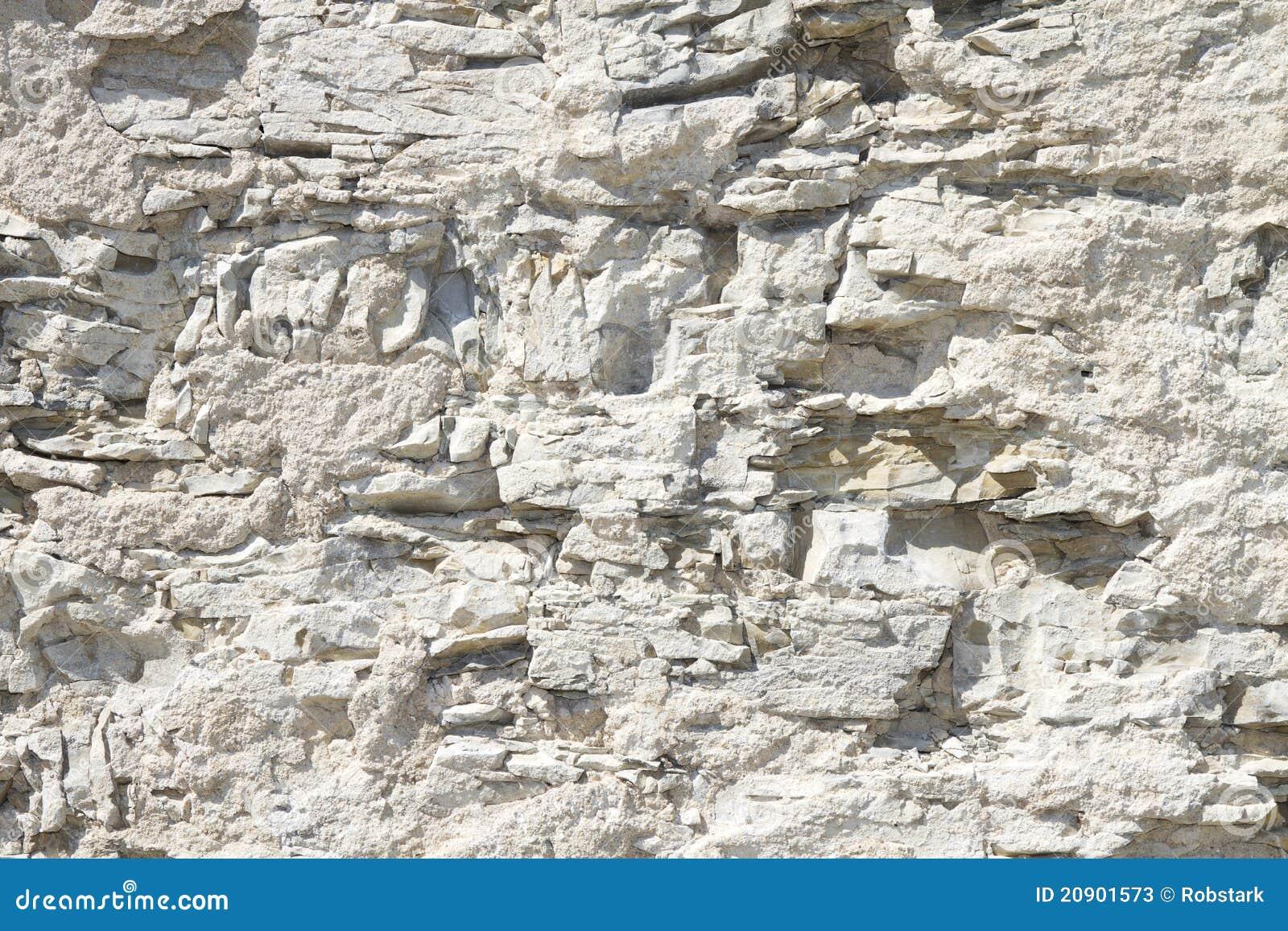 Struttura Di Una Parete Di Pietra Bianca Dentellata Fotografie Stock - Immagine: 20901573