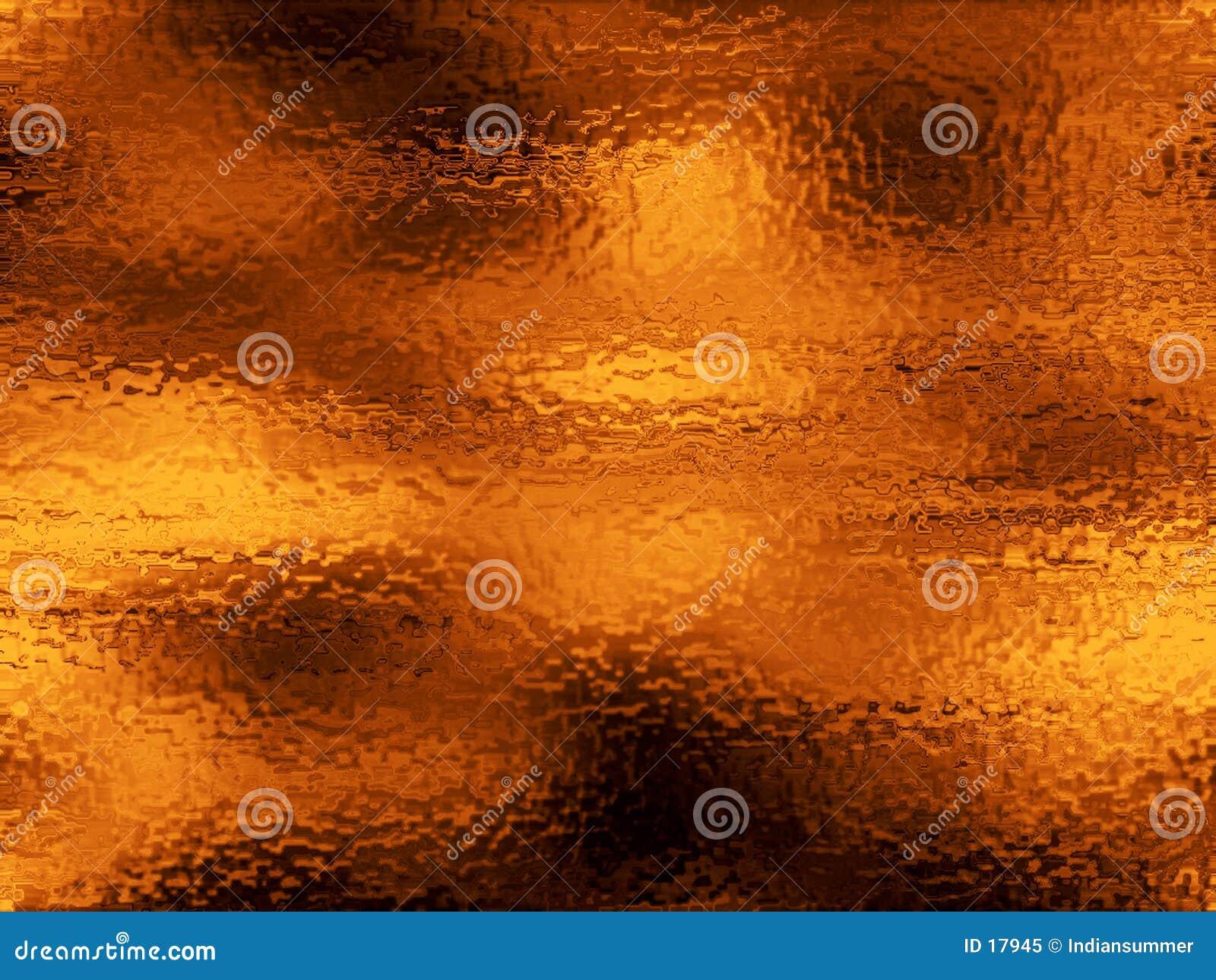 Struttura di vetro glassato