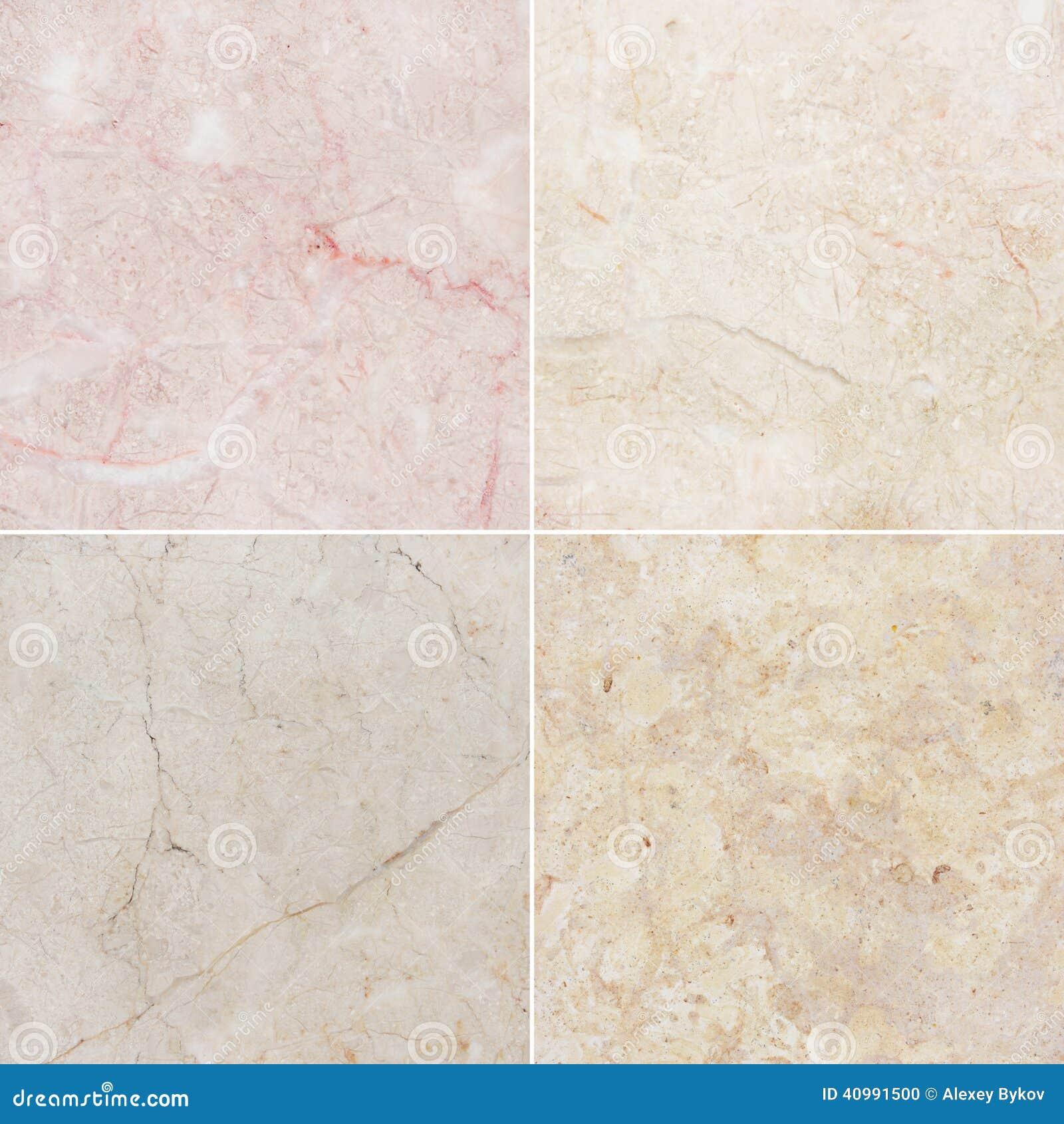 Struttura differente quattro di un marmo e di un granito for Planimetrie domestiche di un livello