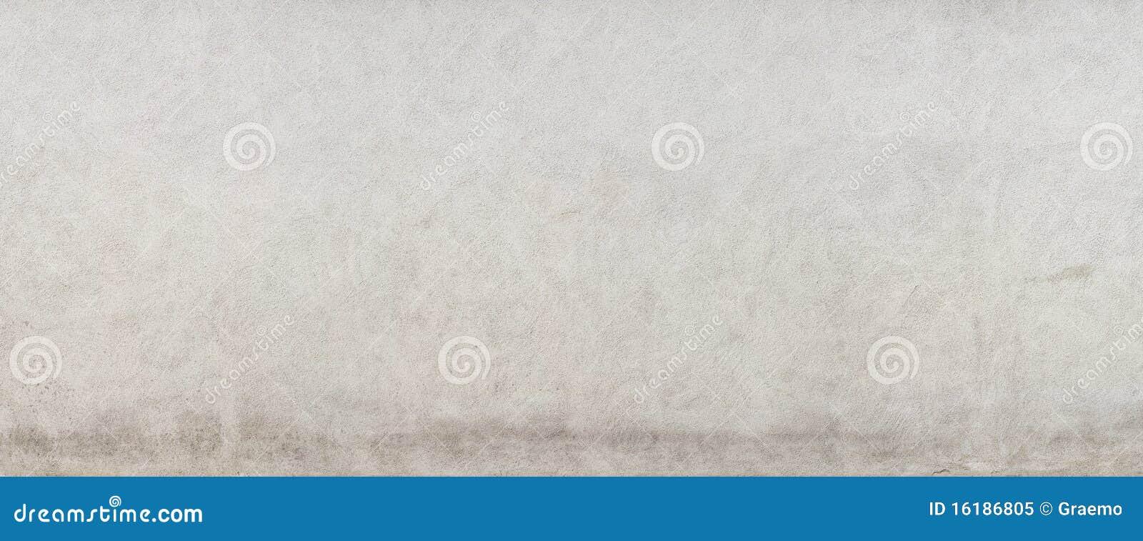 Struttura esposta all aria del muro di cemento