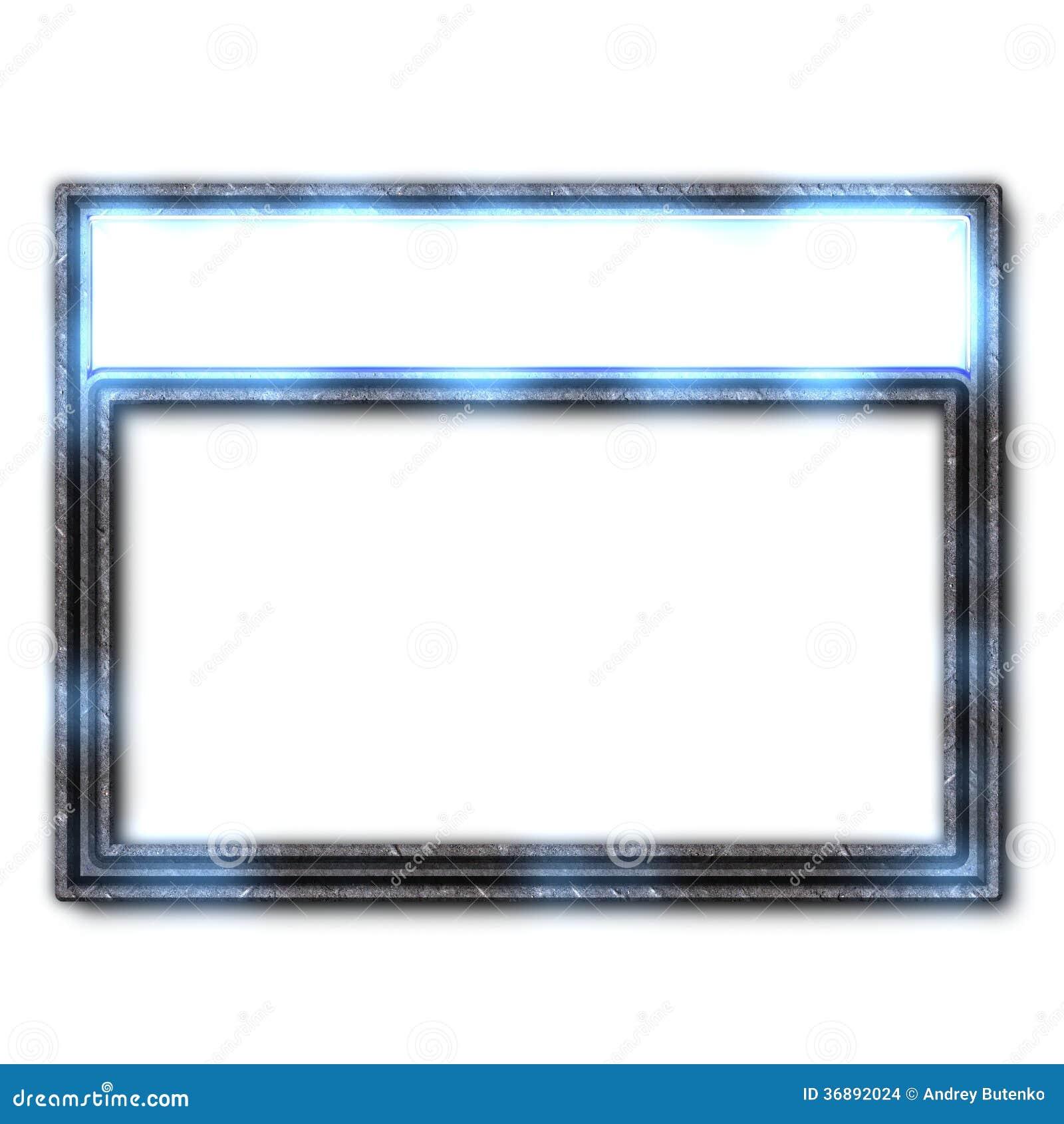 Download Struttura illuminata illustrazione di stock. Illustrazione di neon - 36892024