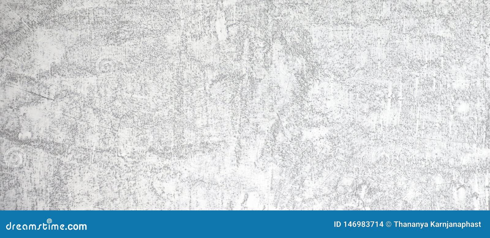 Struttura incrinata della parete del cemento concreto