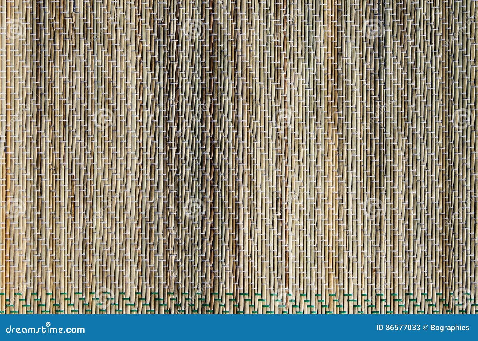 Tappeti In Tessuto Naturale : Struttura naturale del tappeto del tessuto della stuoia immagine
