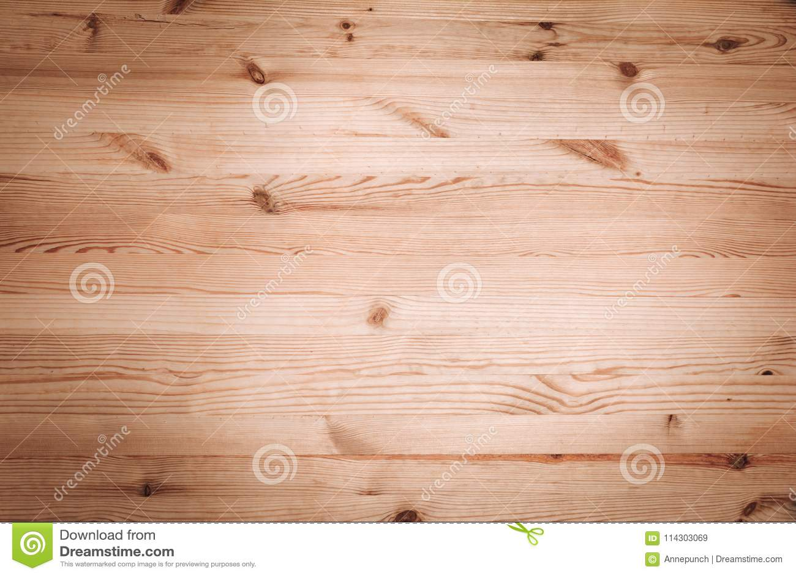 Struttura rettangolare dei bordi di legno texture orizzontale