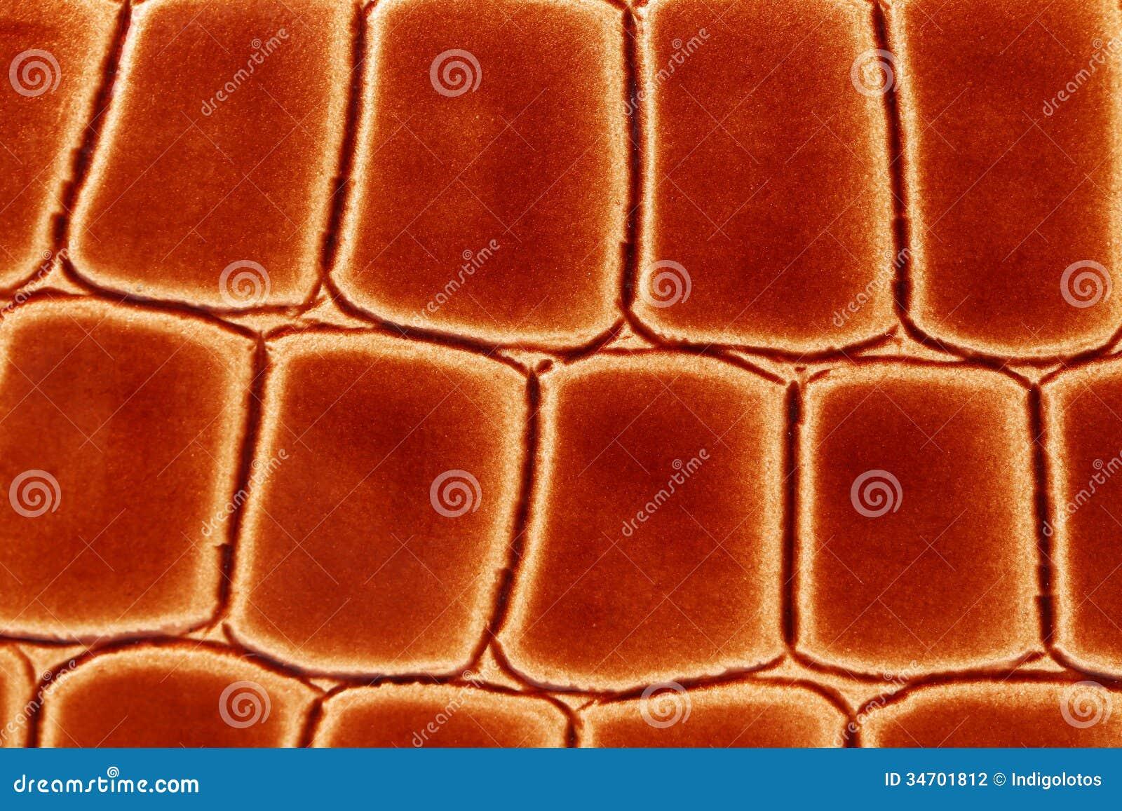 Struttura rossa della pelle del coccodrillo come carta da for Carta da parati damascata rossa