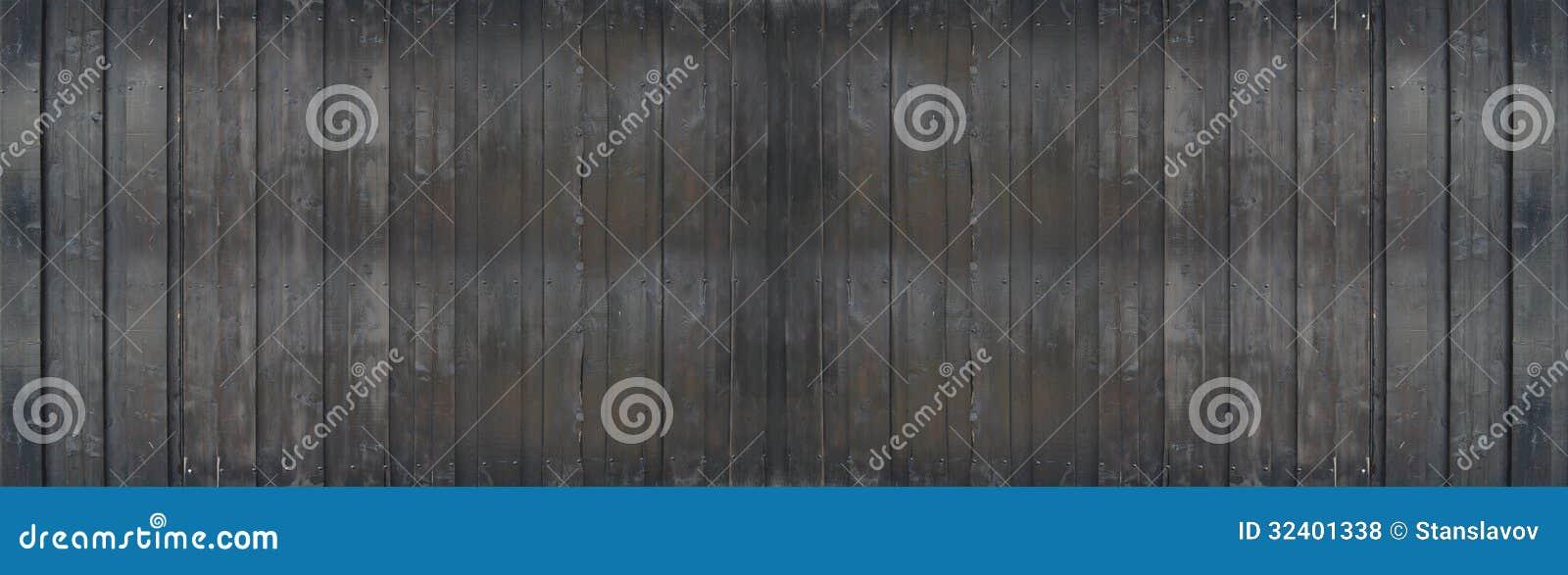 Strutture di legno scure