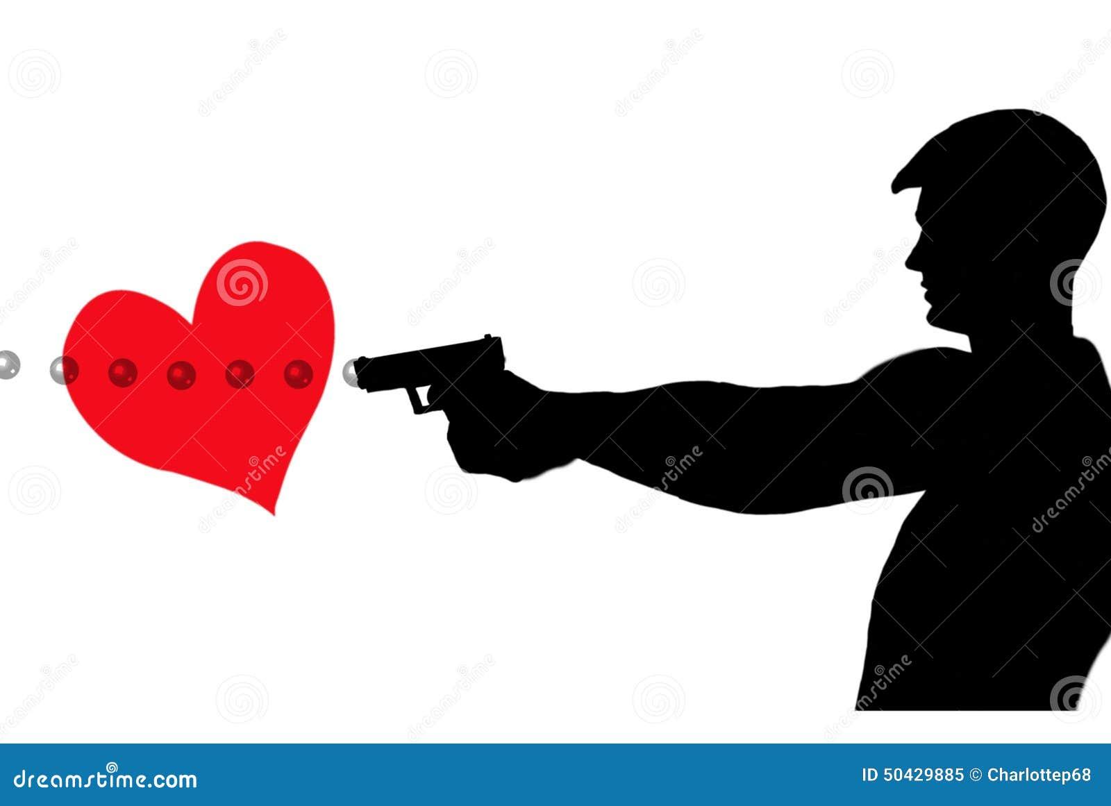 Strzelający przez serca