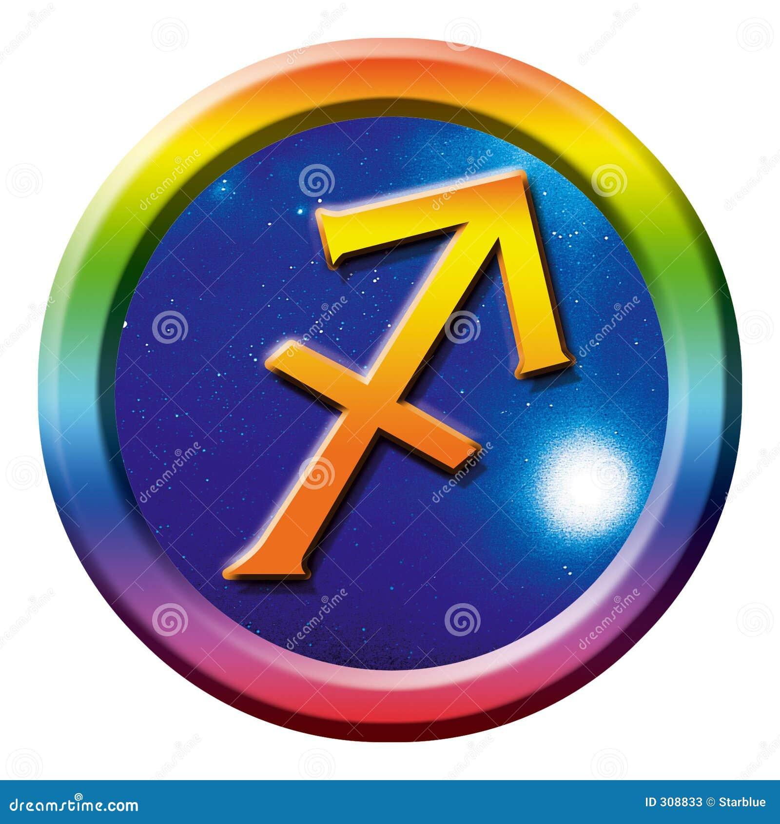 Strzelec astrologii znak