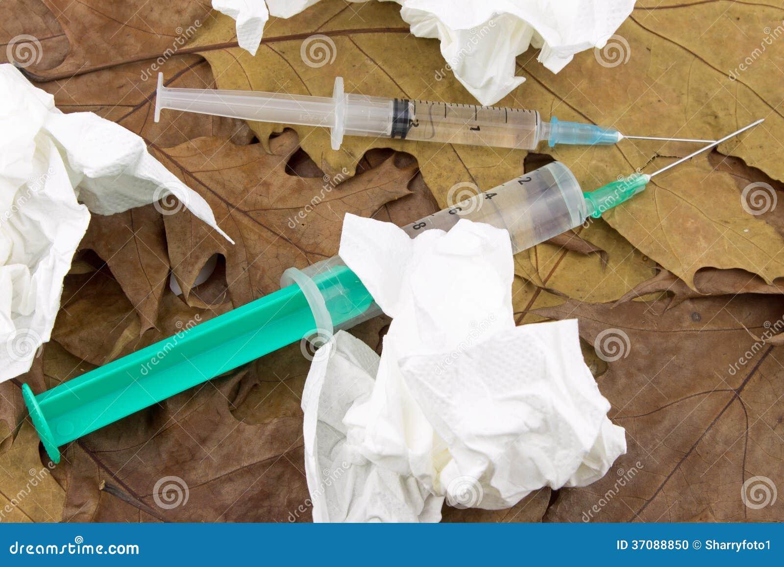 Download Strzykawka zdjęcie stock. Obraz złożonej z szczepienia - 37088850