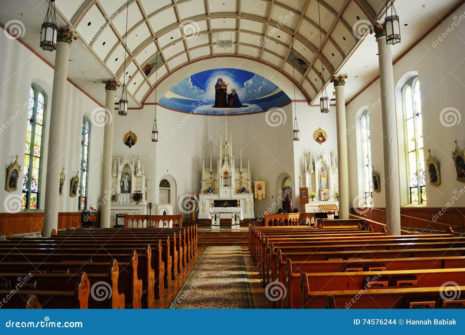 Sts Anne katolsk kyrka