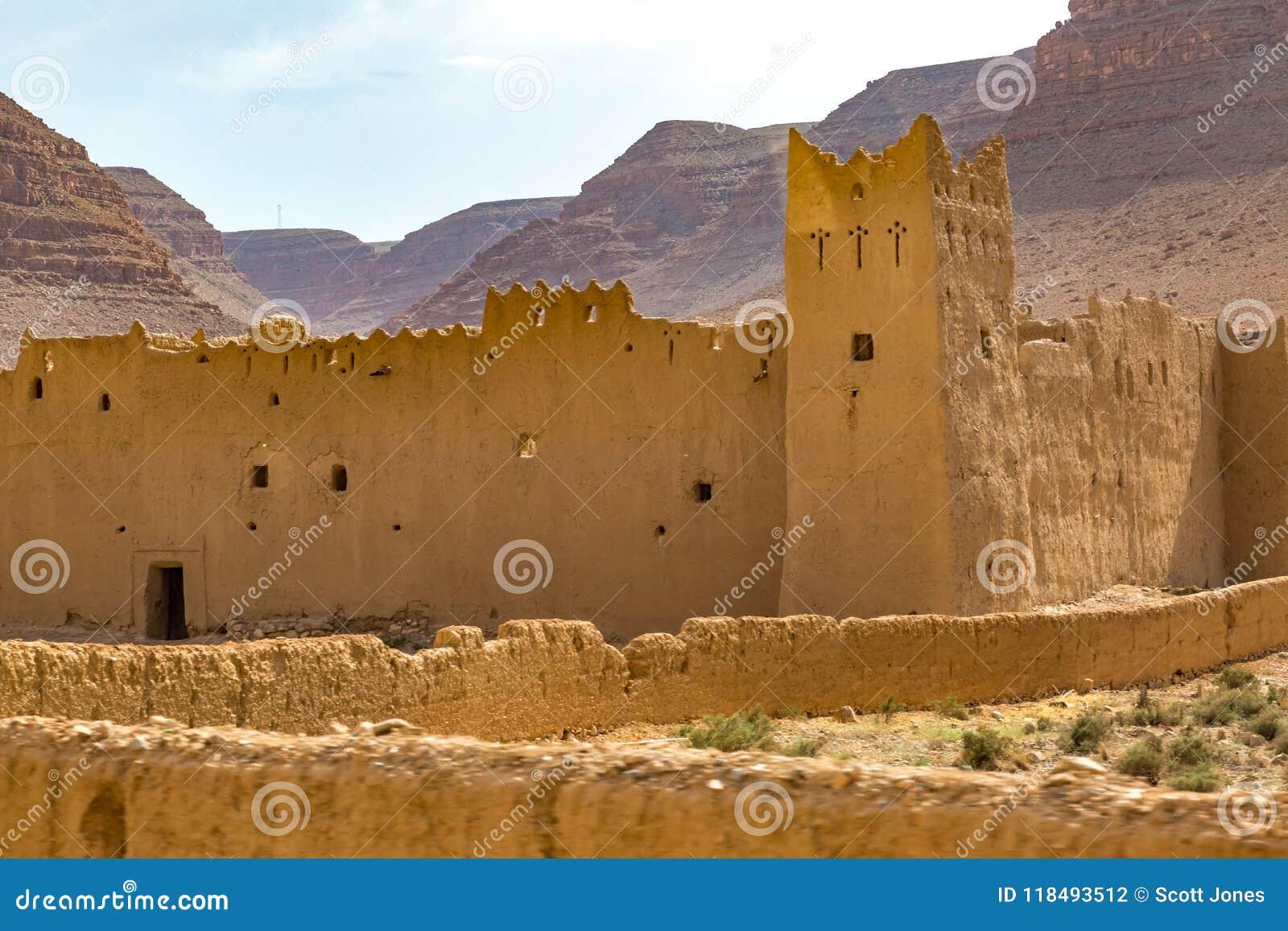 Stucco Kasbah