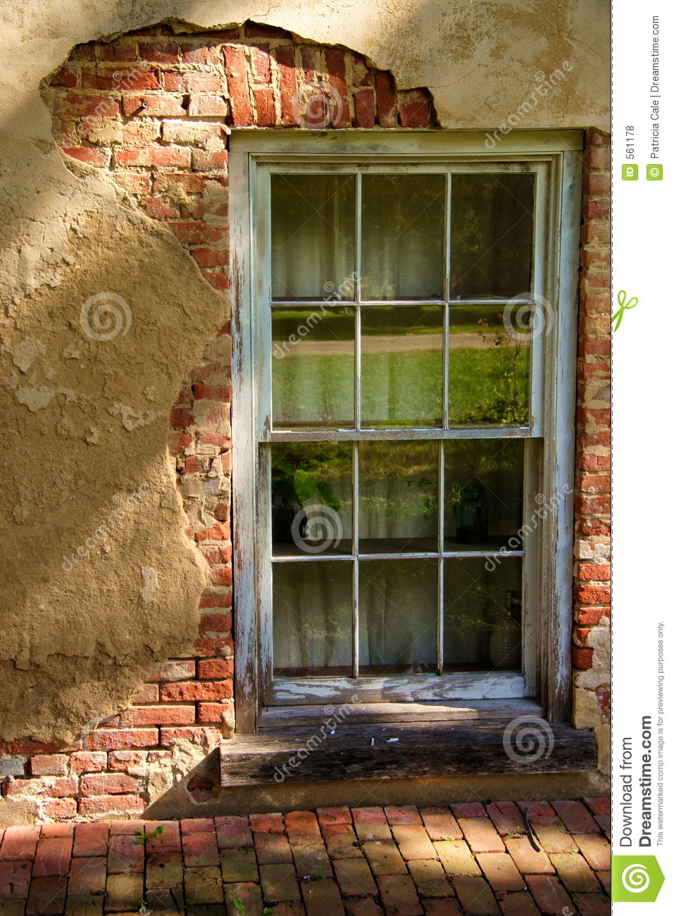 Stucco Over Brick 2 Stock Photo Image Of Illinois Frames