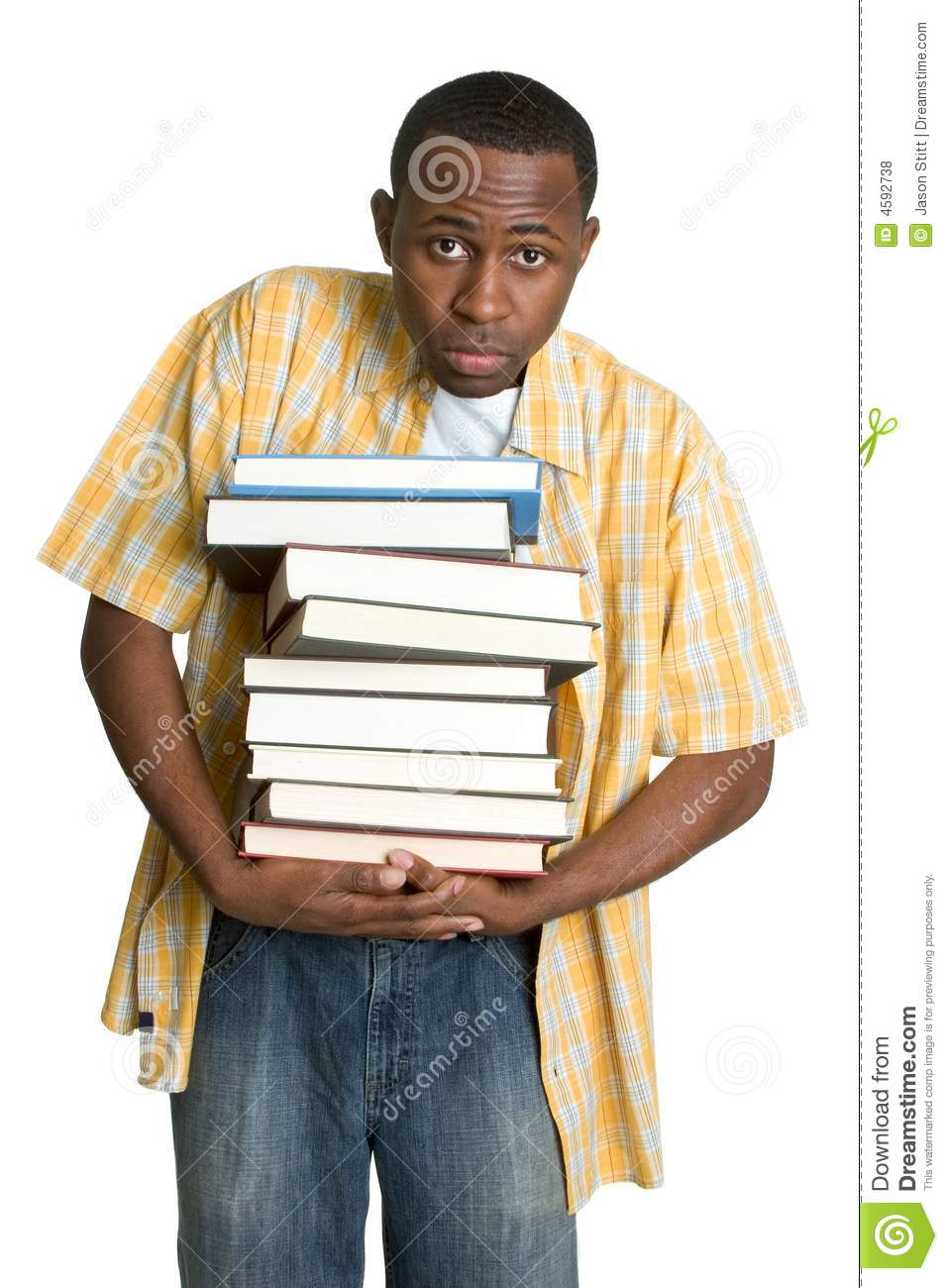 Image result for student carrying books photo
